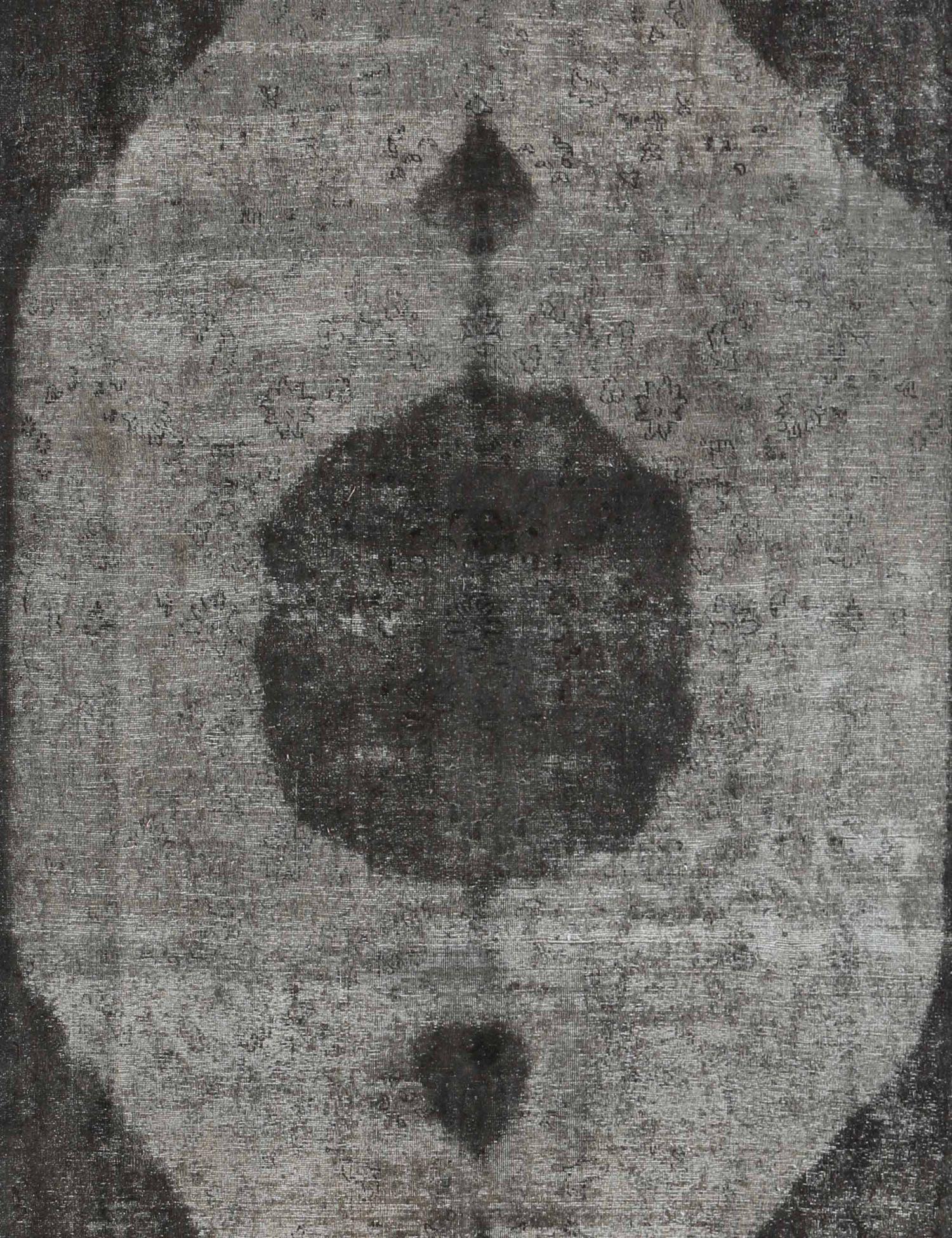 Vintage Teppich  schwarz <br/>386 x 282 cm