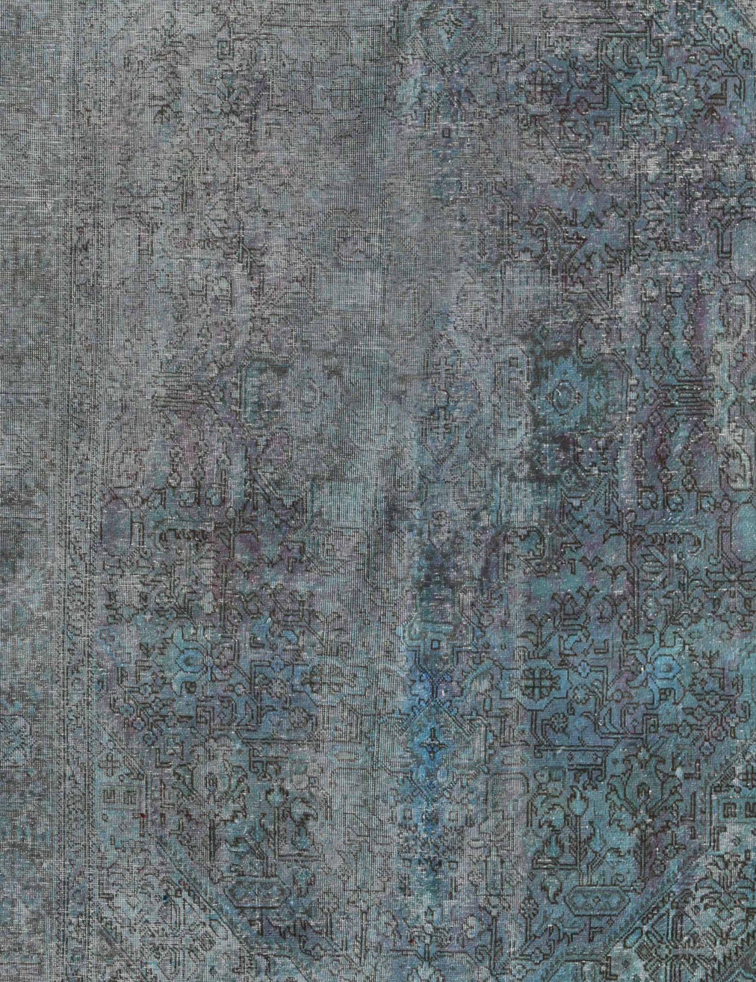 Vintage Teppich  blau <br/>280 x 194 cm