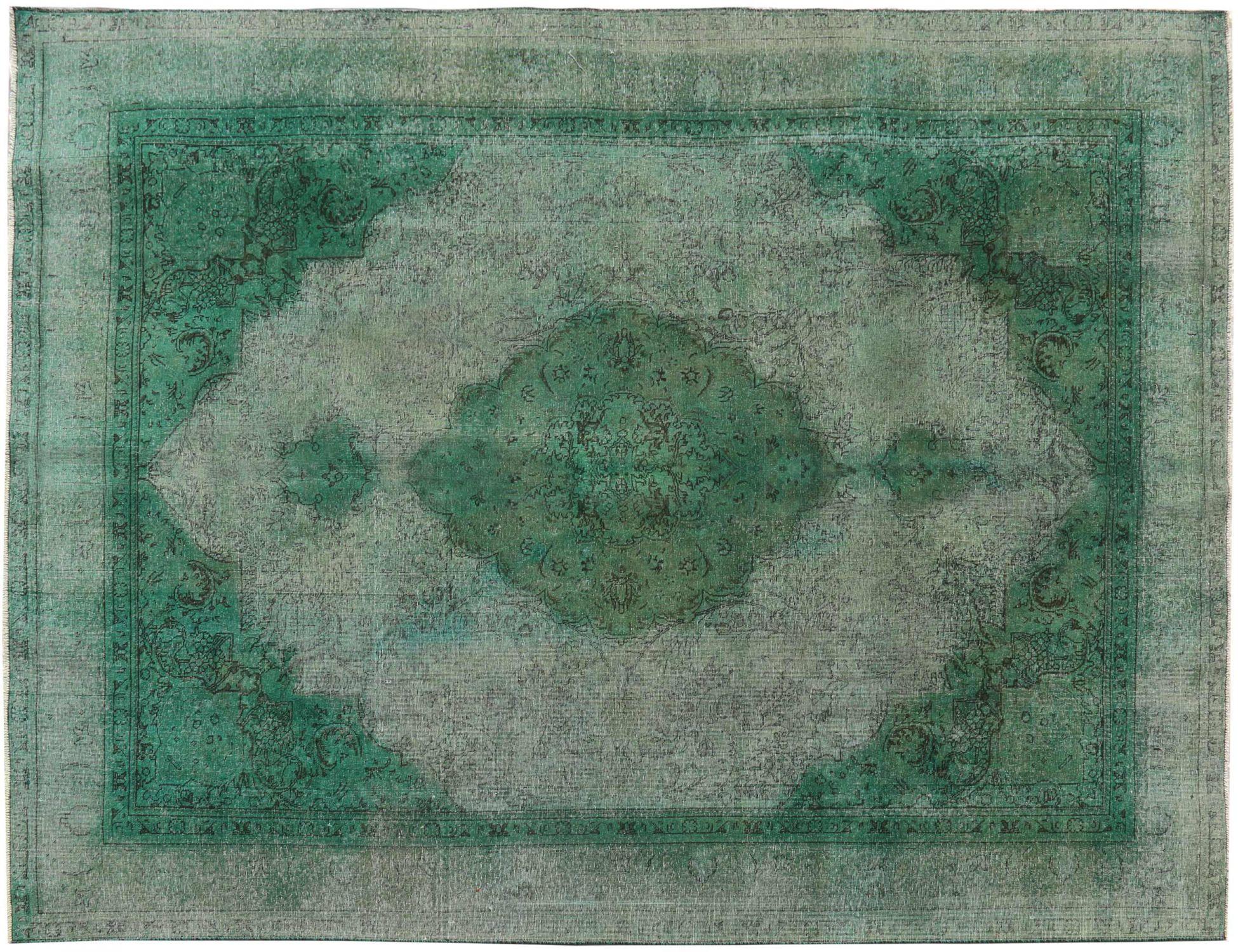 Tappeto Vintage  verde <br/>393 x 295 cm