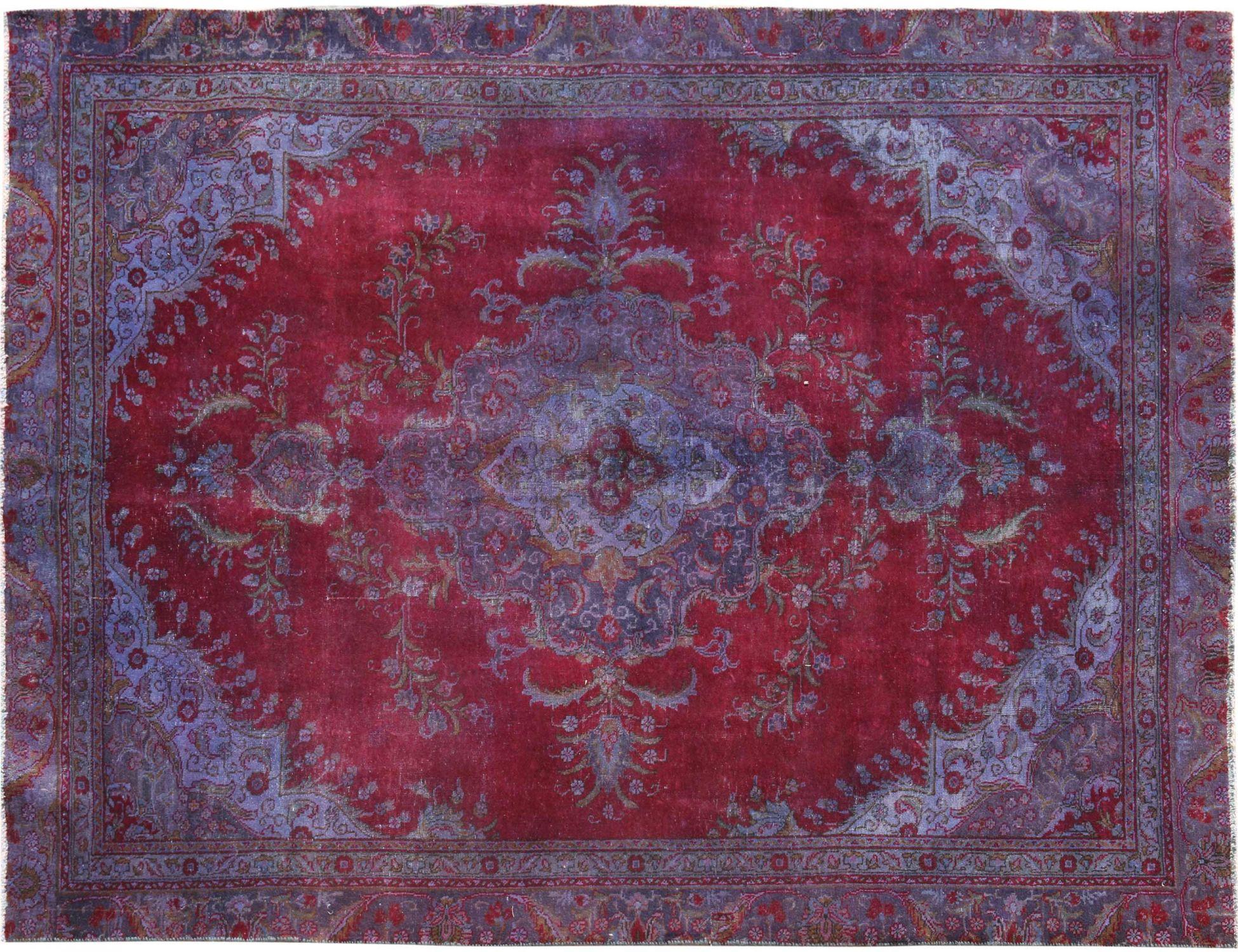 Vintage Teppich  lila <br/>295 x 207 cm