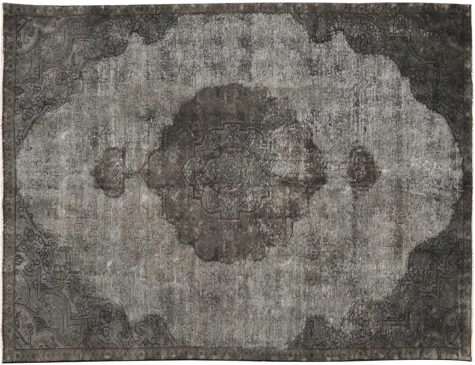 Vintage Teppich  schwarz <br/>335 x 210 cm