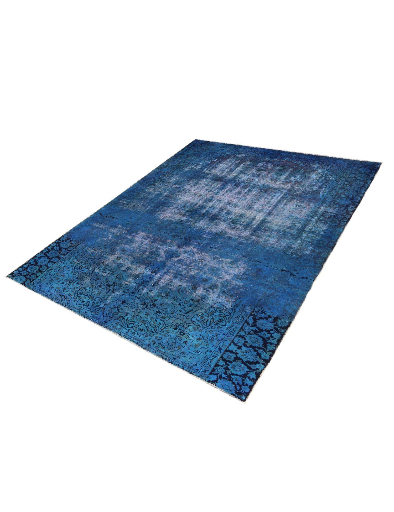 Tappeto Vintage  blu <br/>315 x 215 cm