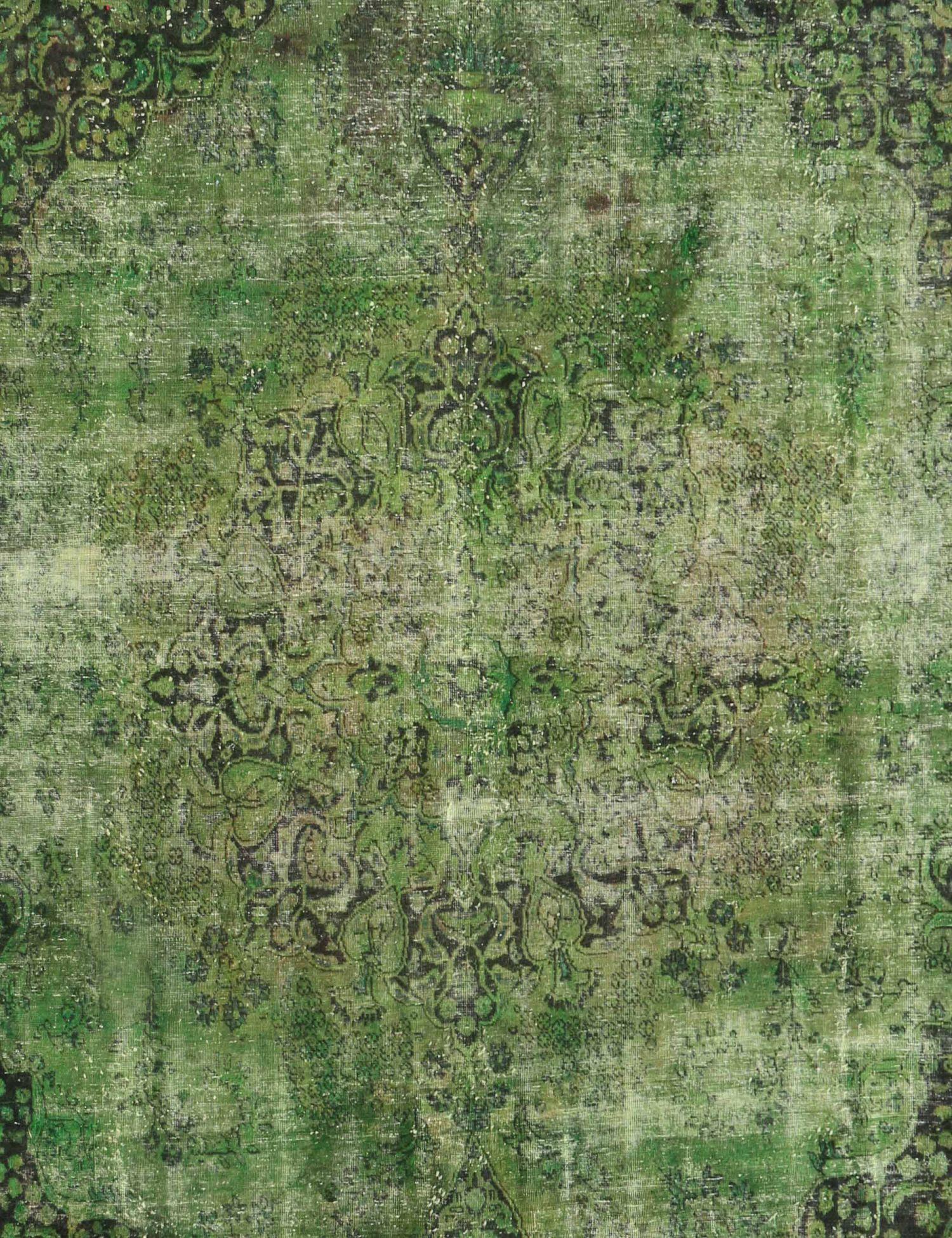 Tappeto Vintage  verde <br/>345 x 270 cm
