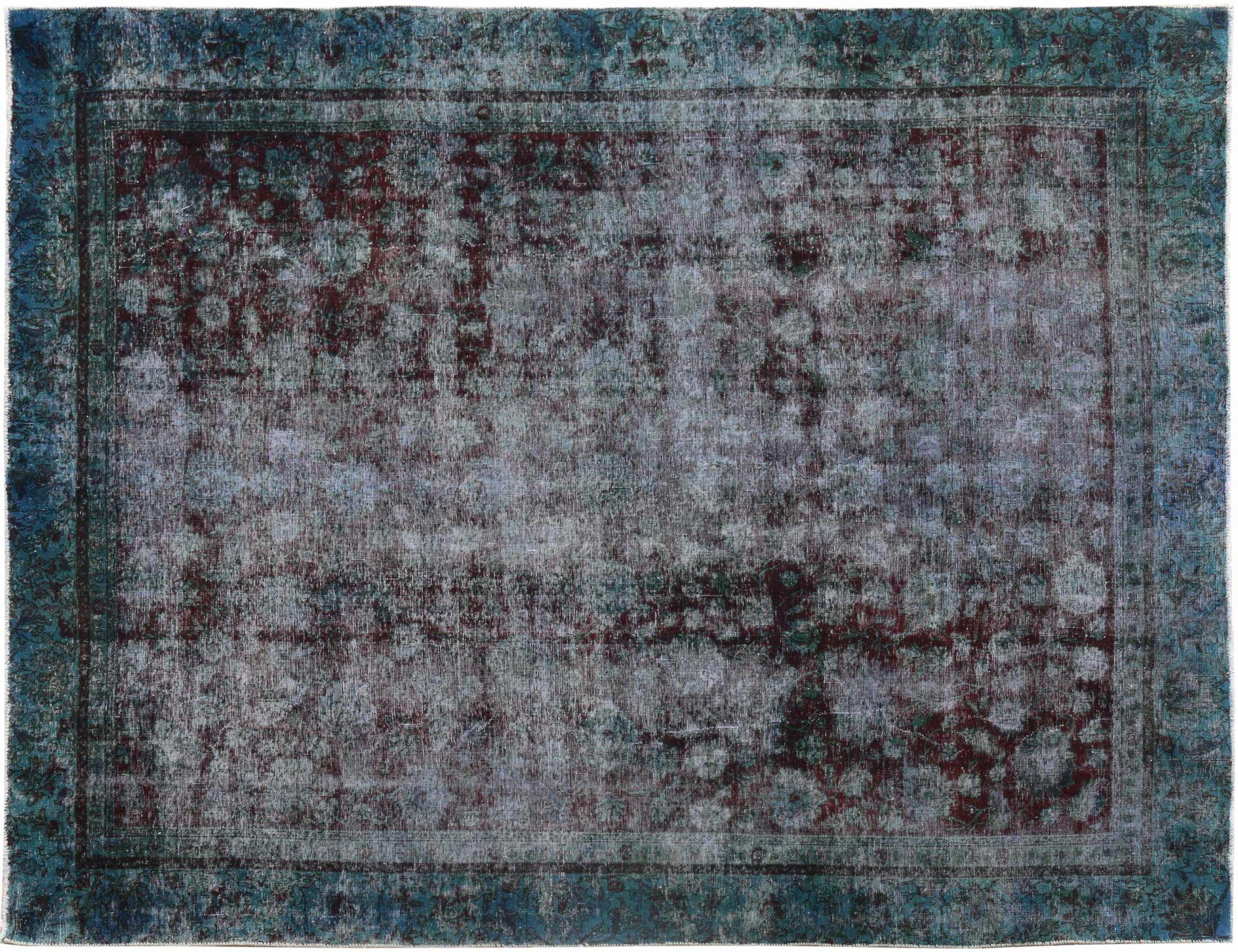 Tappeto Vintage  blu <br/>350 x 264 cm