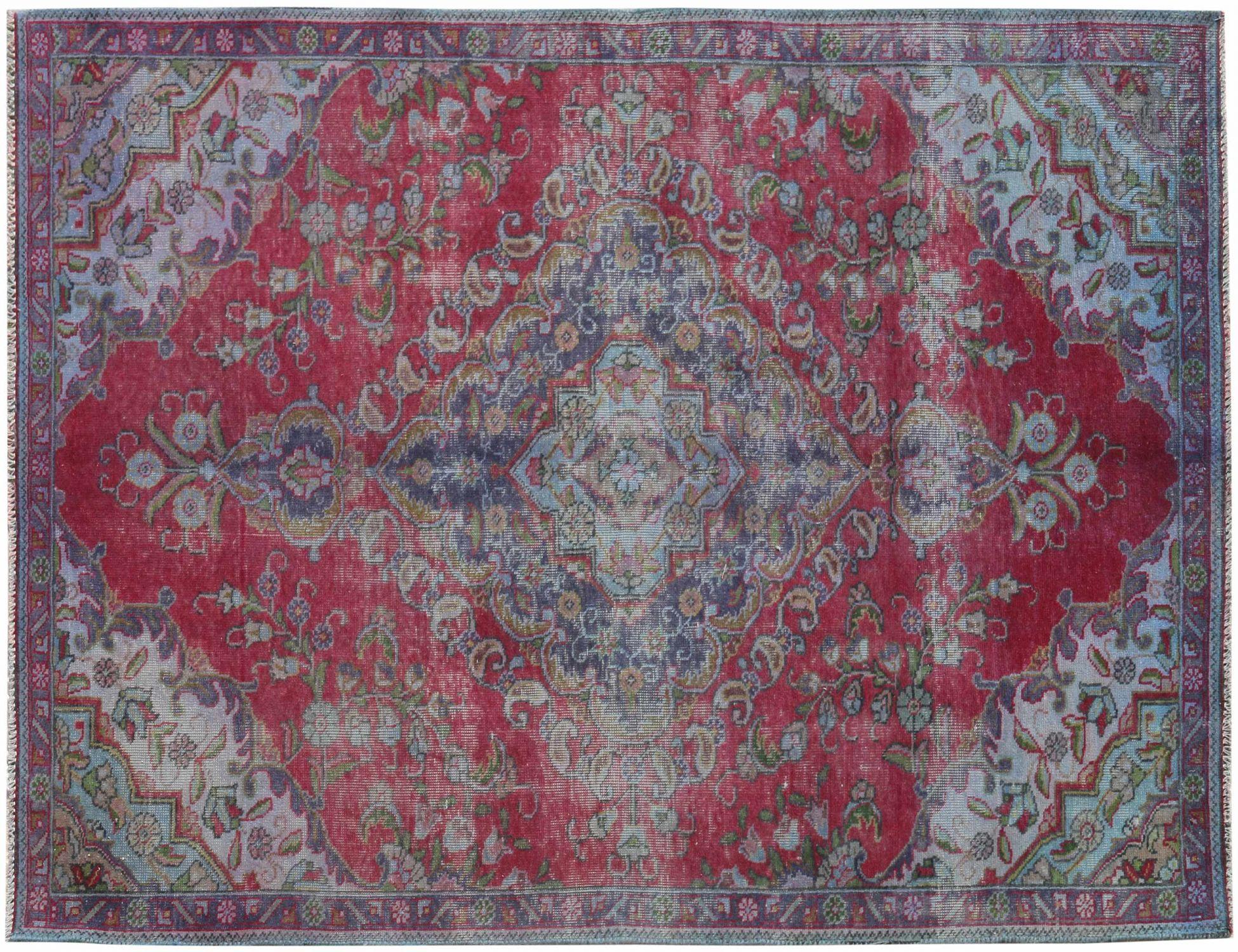 Tappeto Vintage  blu <br/>230 x 147 cm