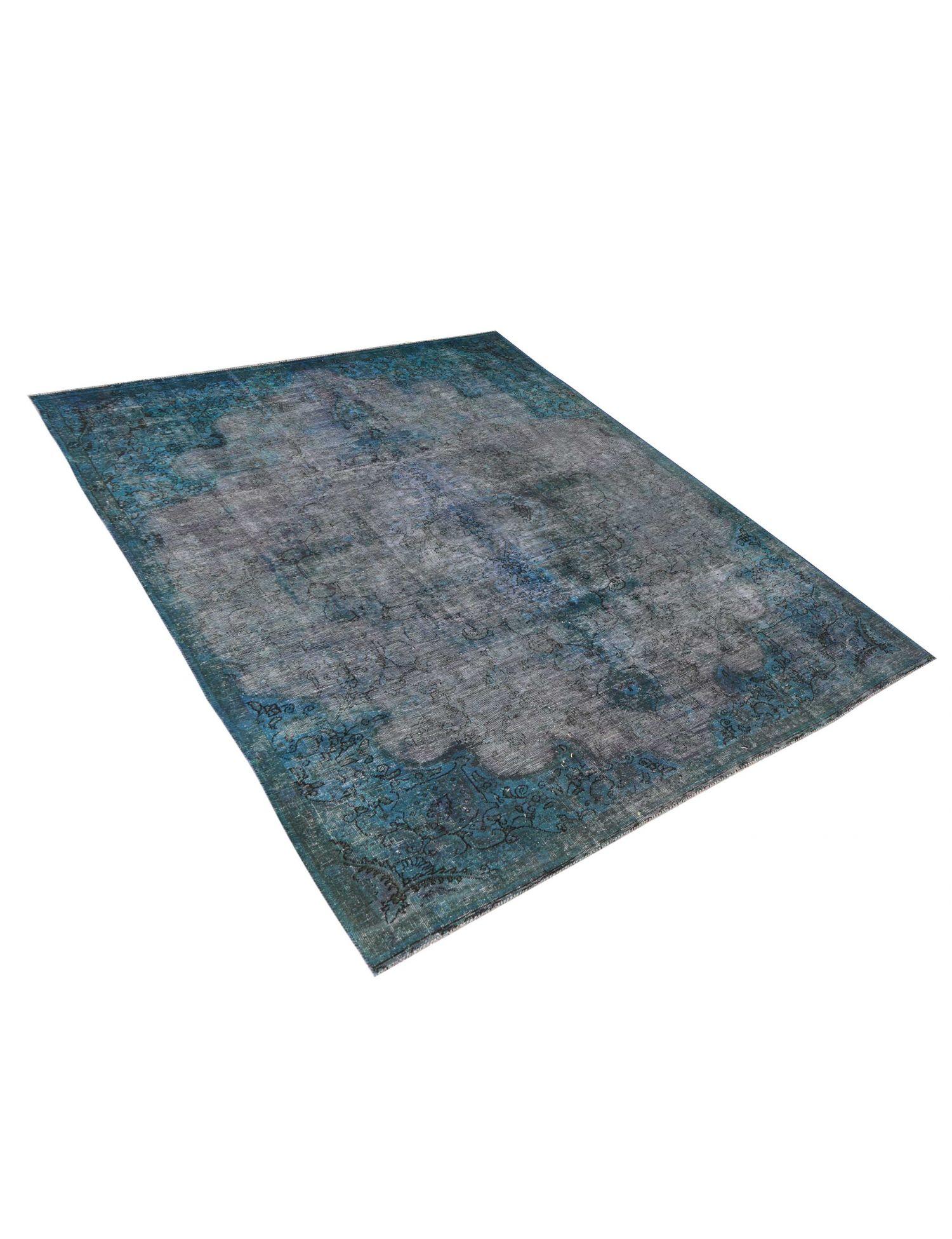 Tappeto Vintage  blu <br/>305 x 225 cm
