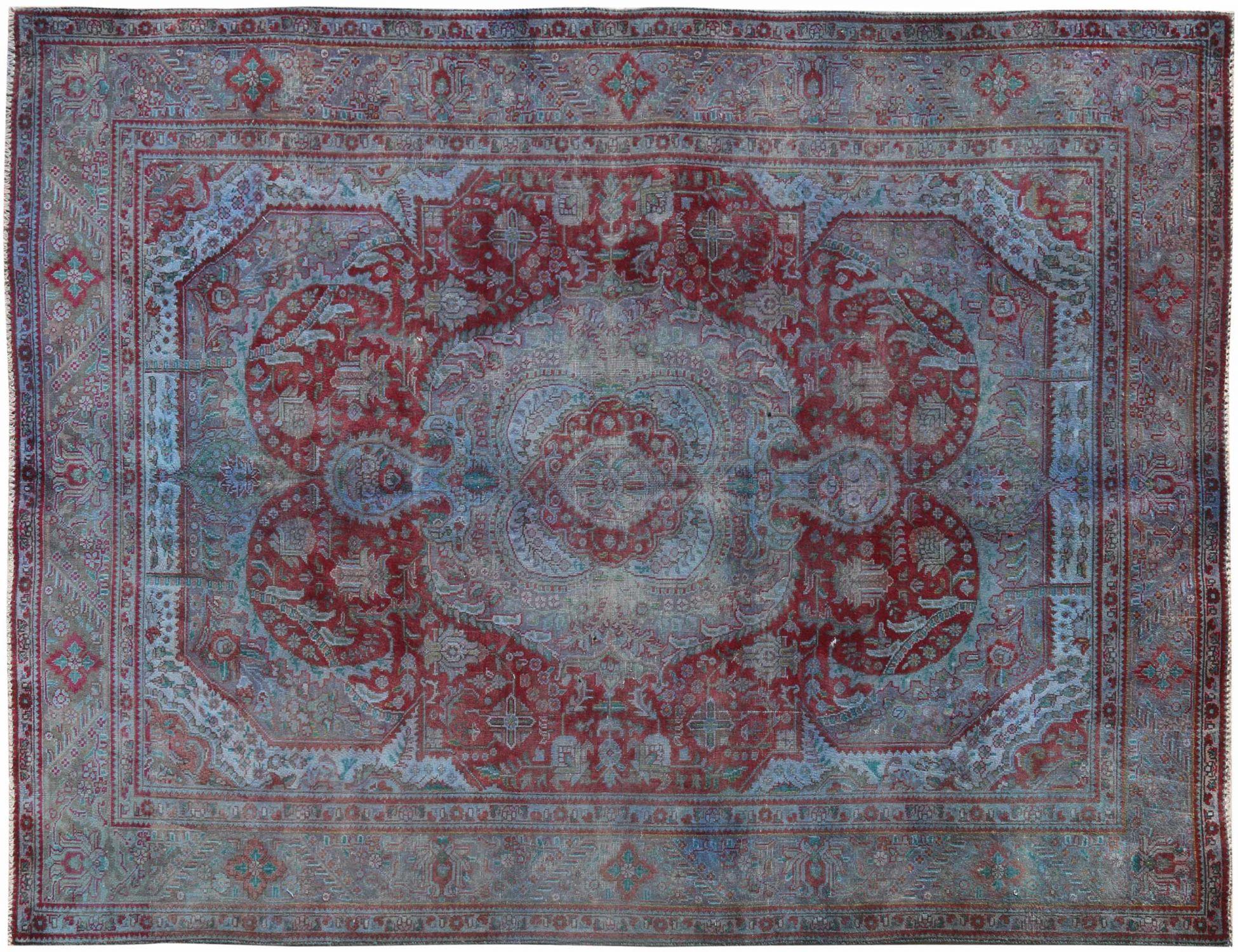 Vintage Teppich  blau <br/>294 x 193 cm