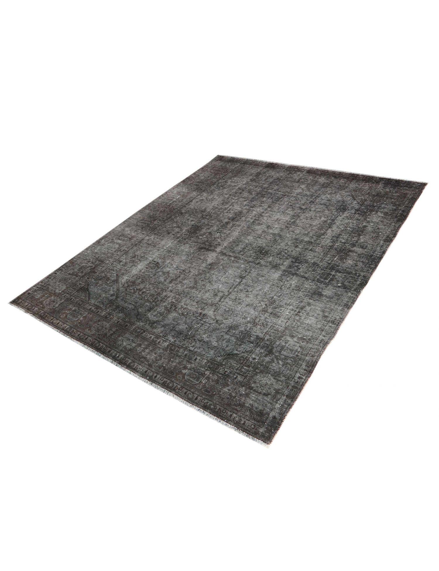 Vintage Teppich  schwarz <br/>277 x 190 cm