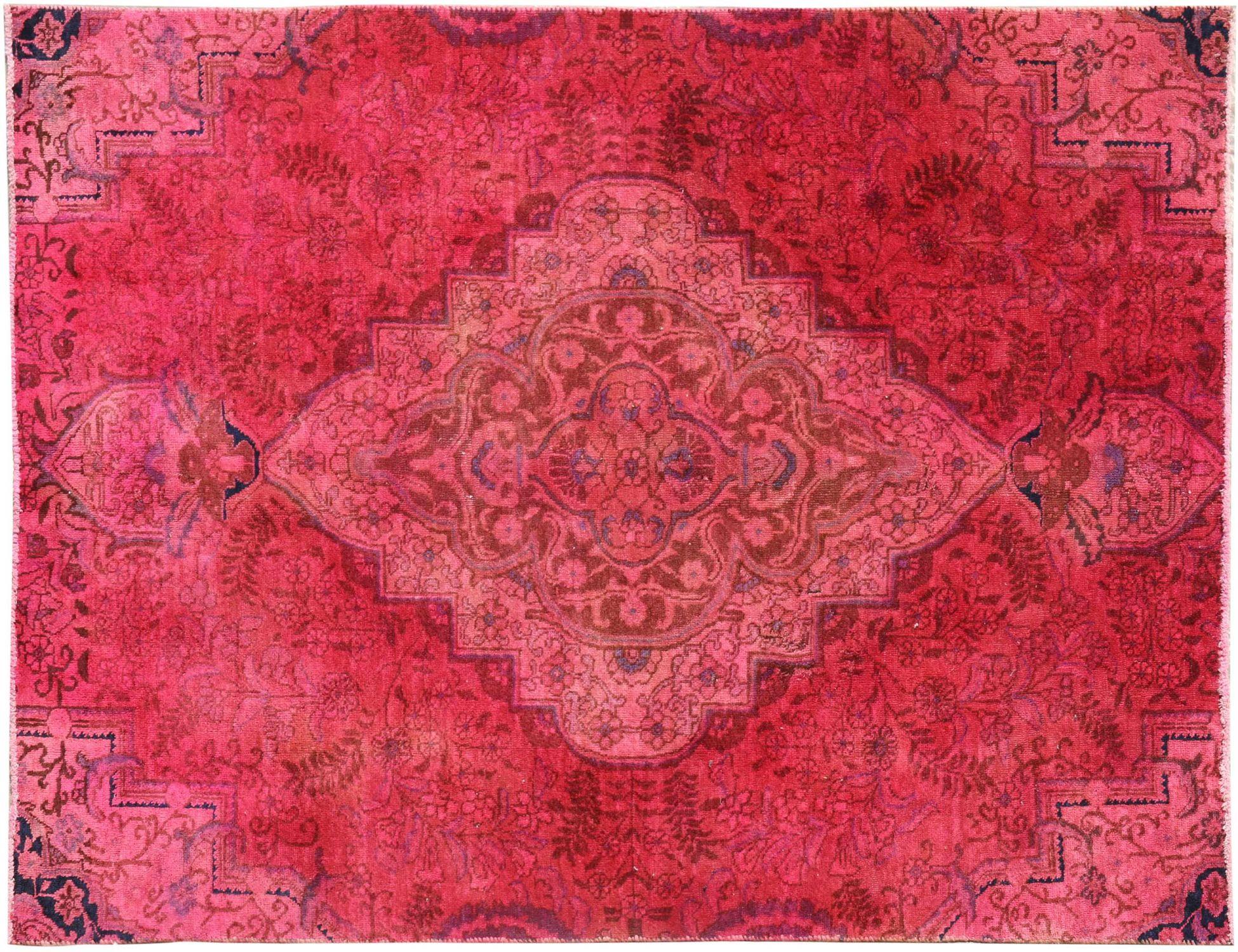 Vintage Teppich  rot <br/>202 x 150 cm