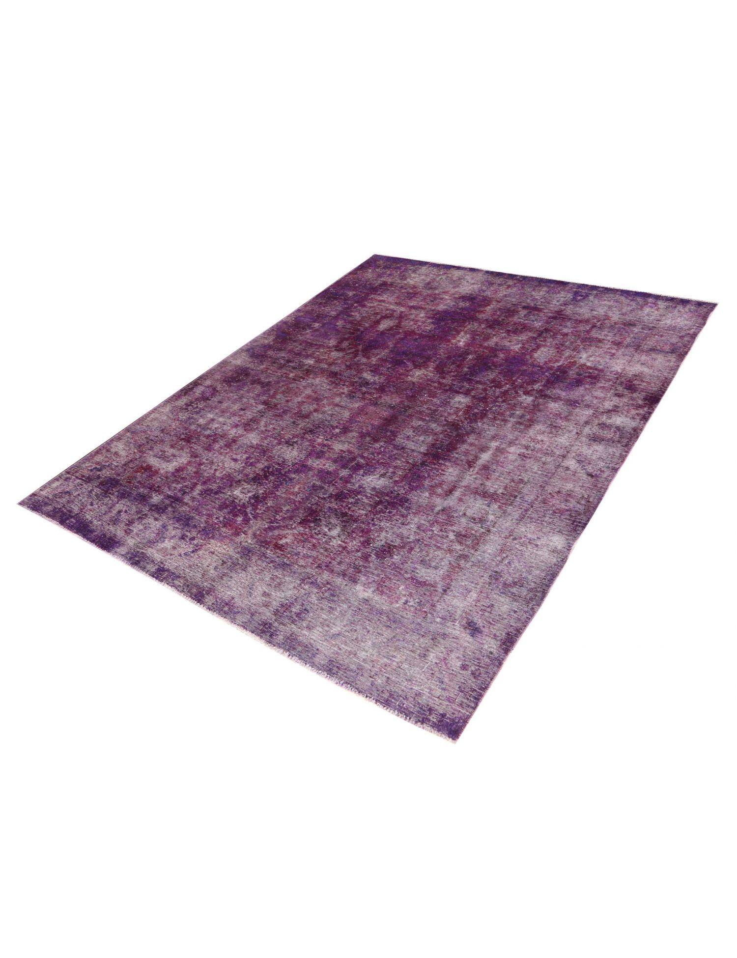 Vintage Teppich  lila <br/>340 x 233 cm