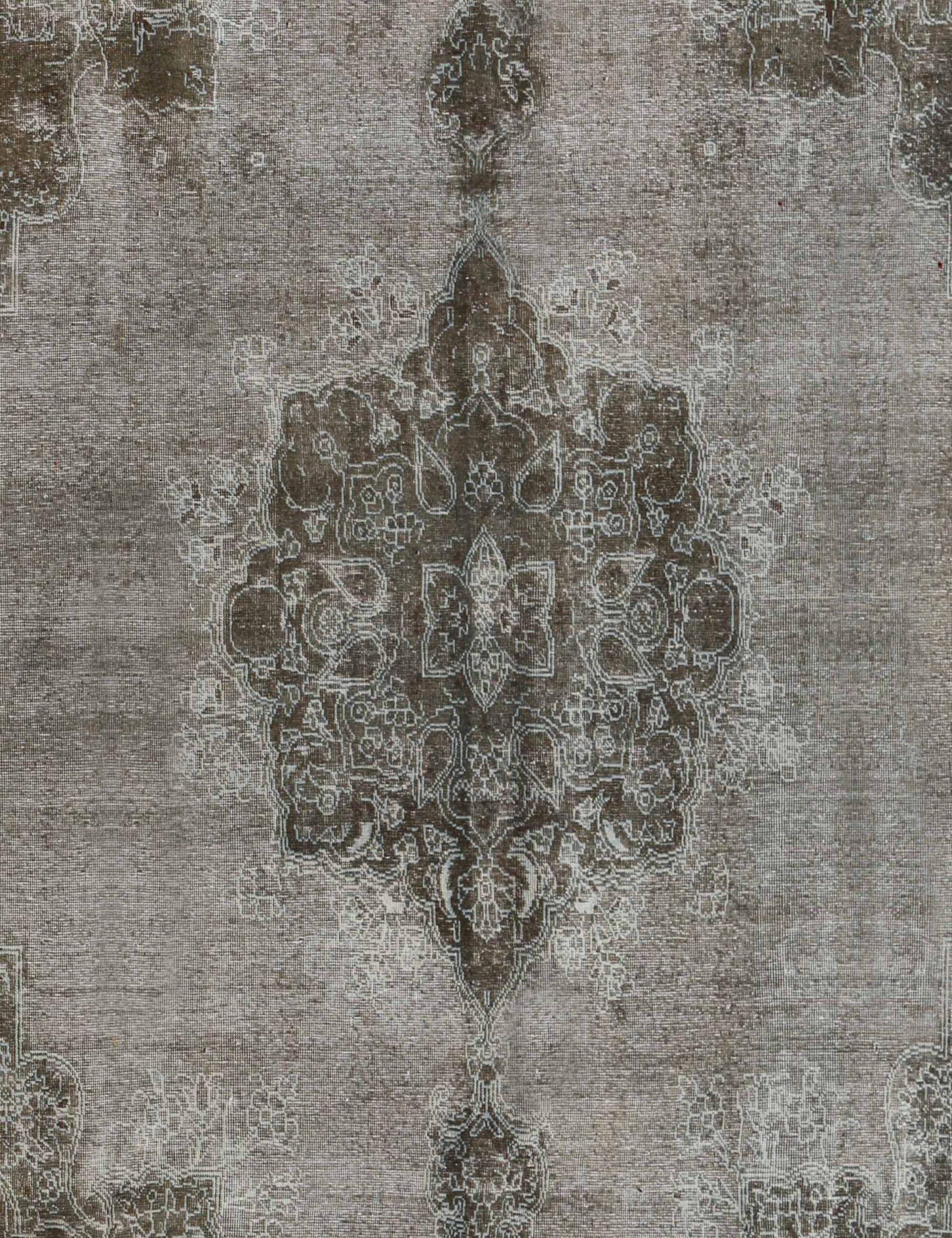 Vintage Teppich  grün <br/>375 x 288 cm