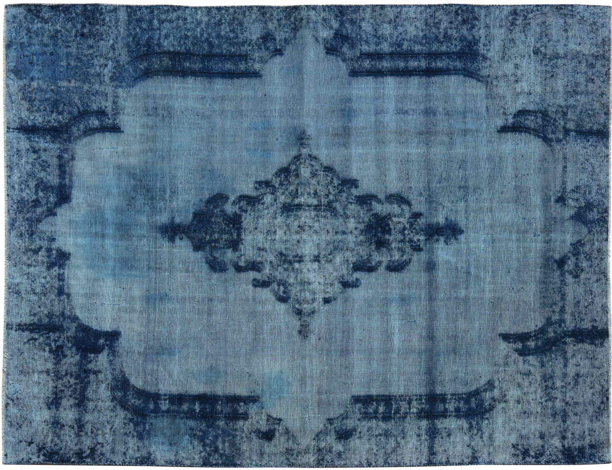 Vintage Teppich  blau <br/>298 x 205 cm