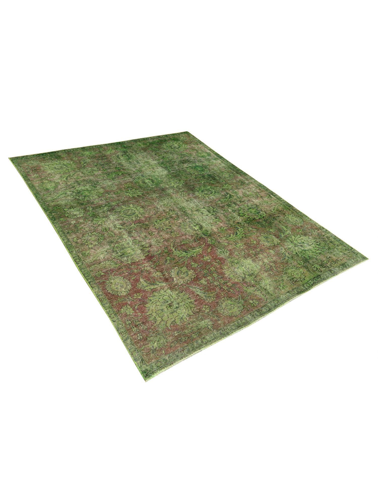 Tappeto Vintage  verde <br/>325 x 220 cm