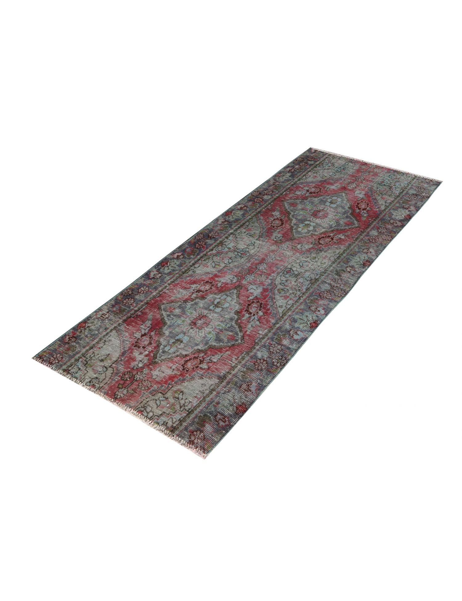 Vintage Teppich  blau <br/>180 x 90 cm