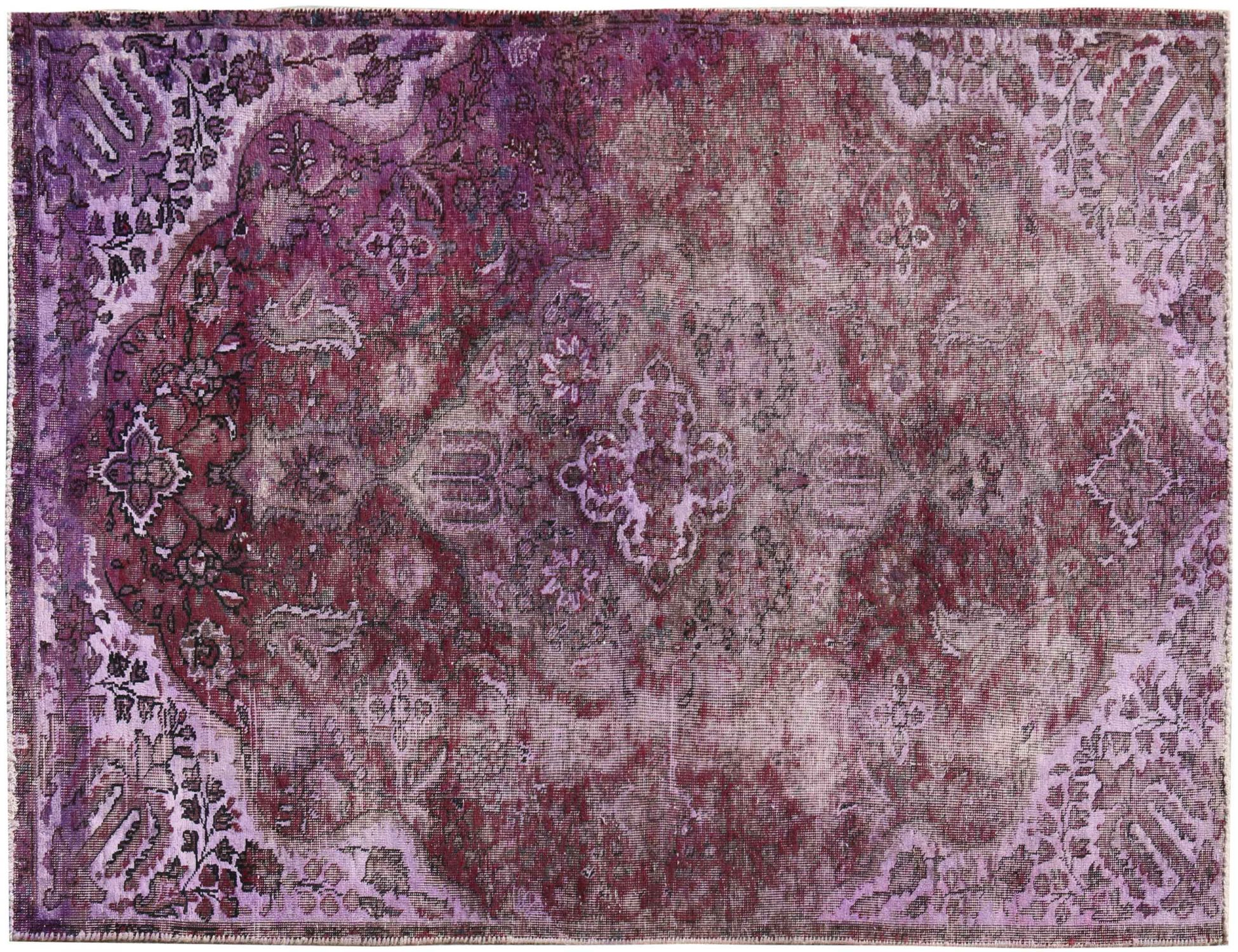 Vintage Teppich  lila <br/>233 x 140 cm