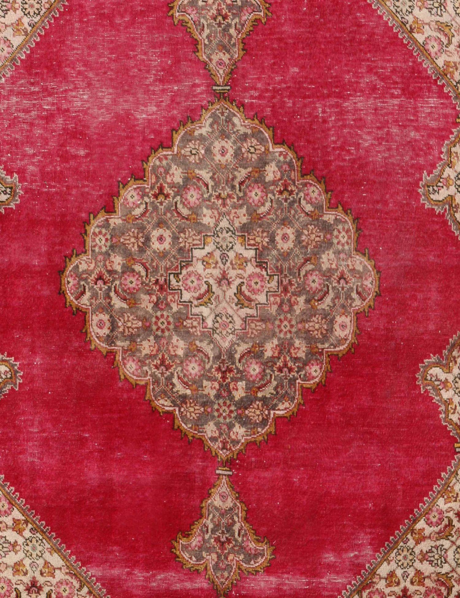 Retro Perserteppich  beige <br/>270 x 190 cm