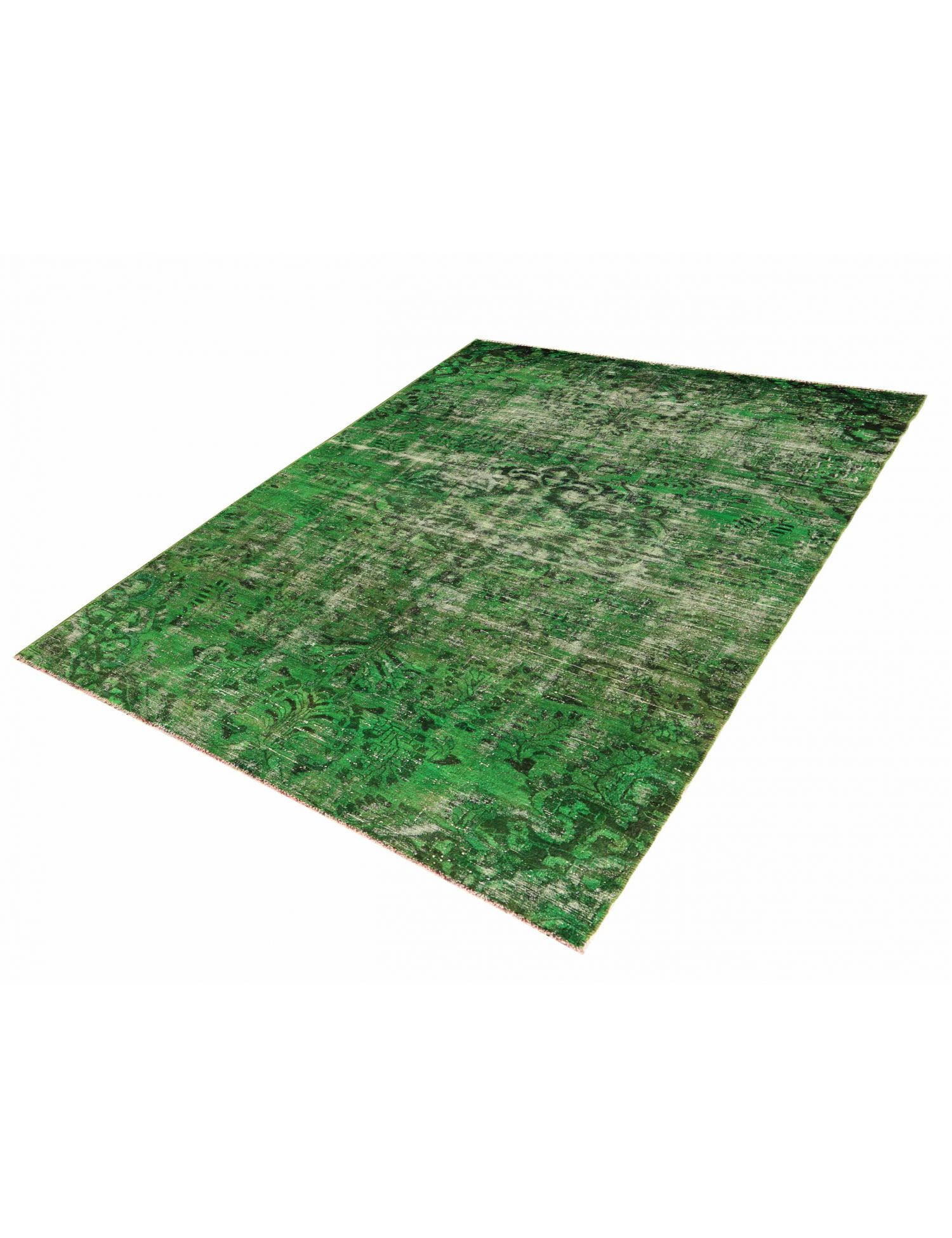 Tappeto Vintage  verde <br/>320 x 195 cm