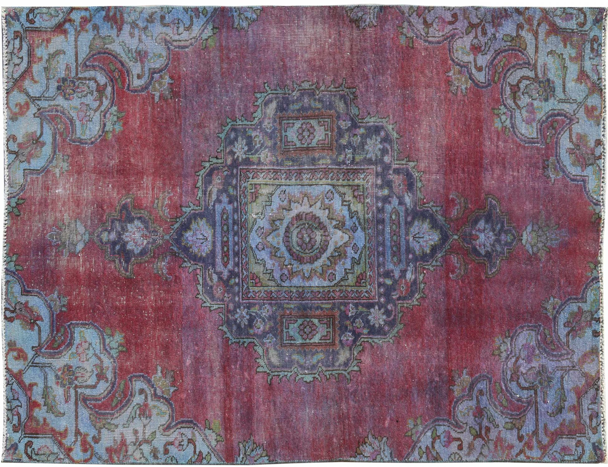 Tappeto Vintage  blu <br/>233 x 140 cm