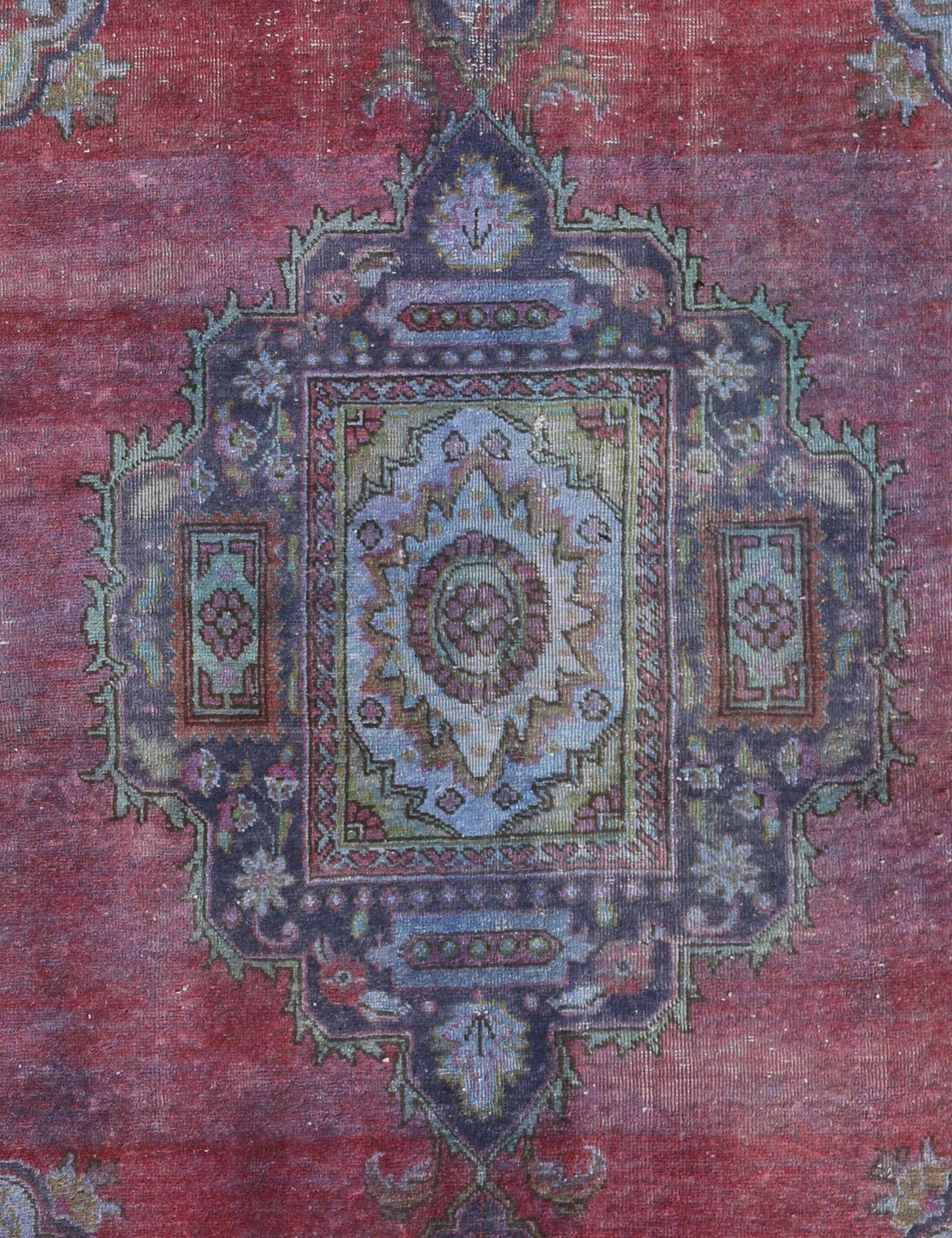 Vintage Teppich  blau <br/>233 x 140 cm