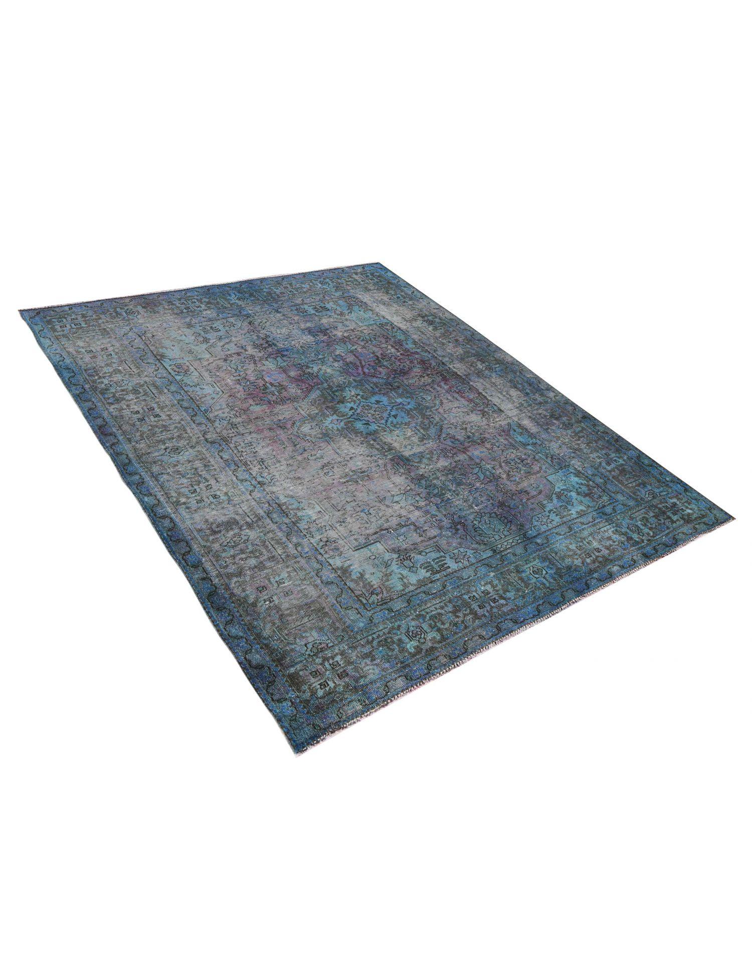 Vintage Teppich  blau <br/>297 x 197 cm