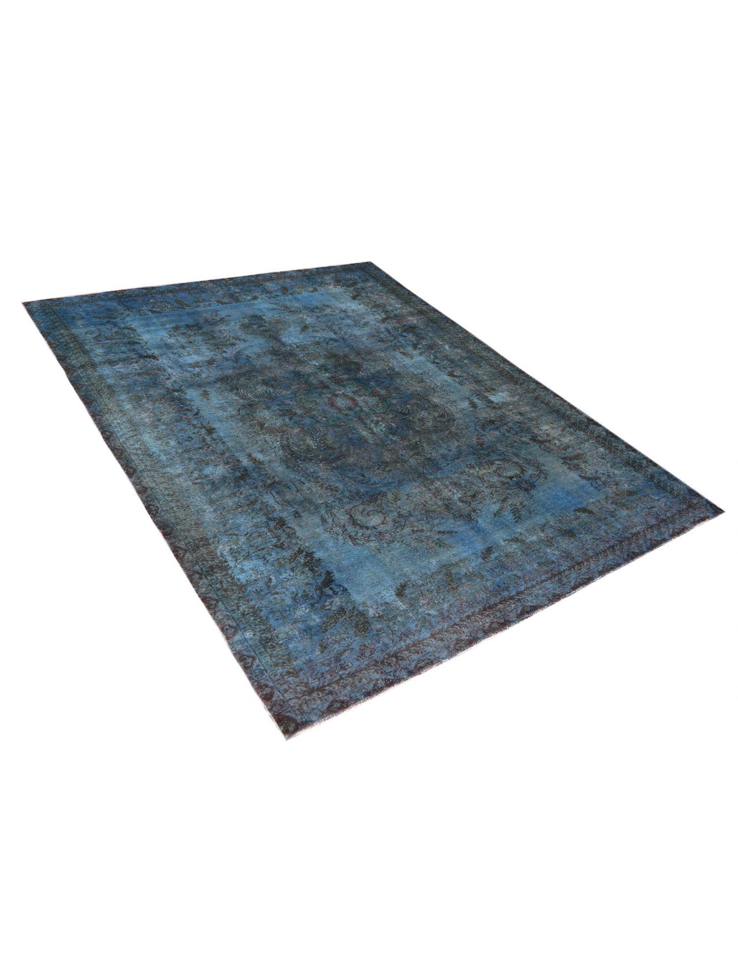 Vintage Teppich  blau <br/>466 x 290 cm