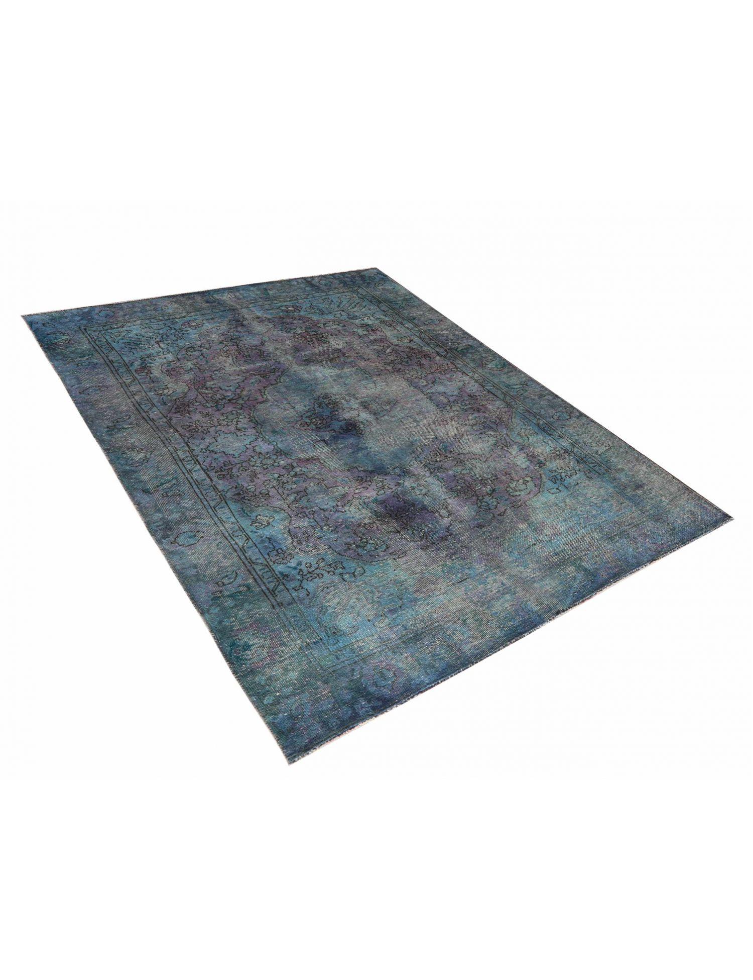 Tappeto Vintage  blu <br/>281 x 180 cm