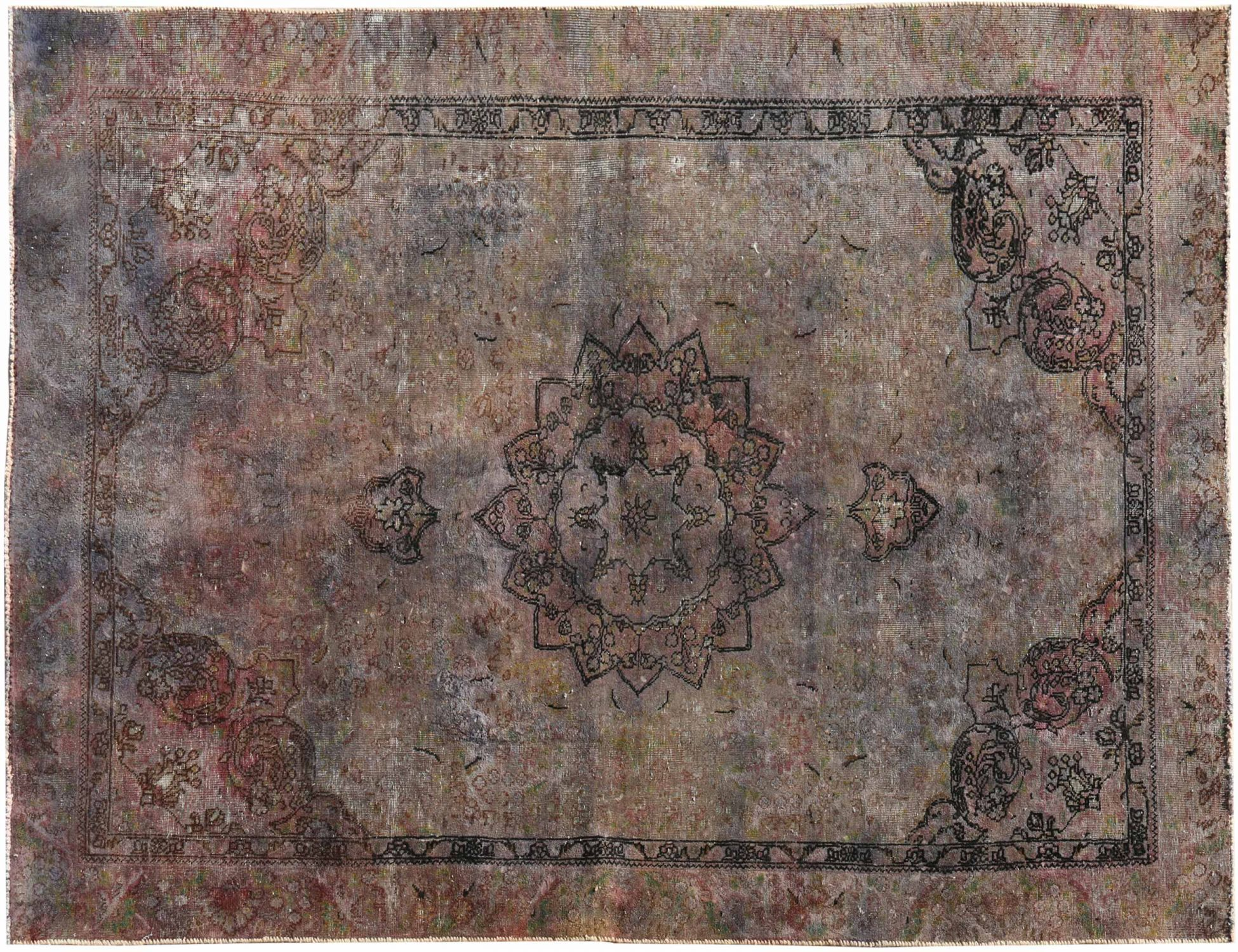 Vintage Teppich  grau <br/>286 x 181 cm