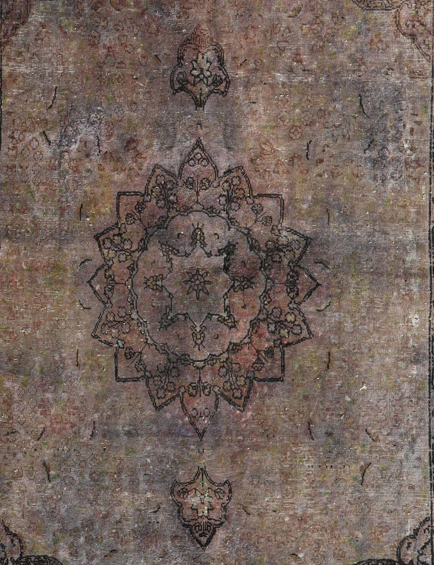 Tappeto Vintage  grigio <br/>286 x 181 cm