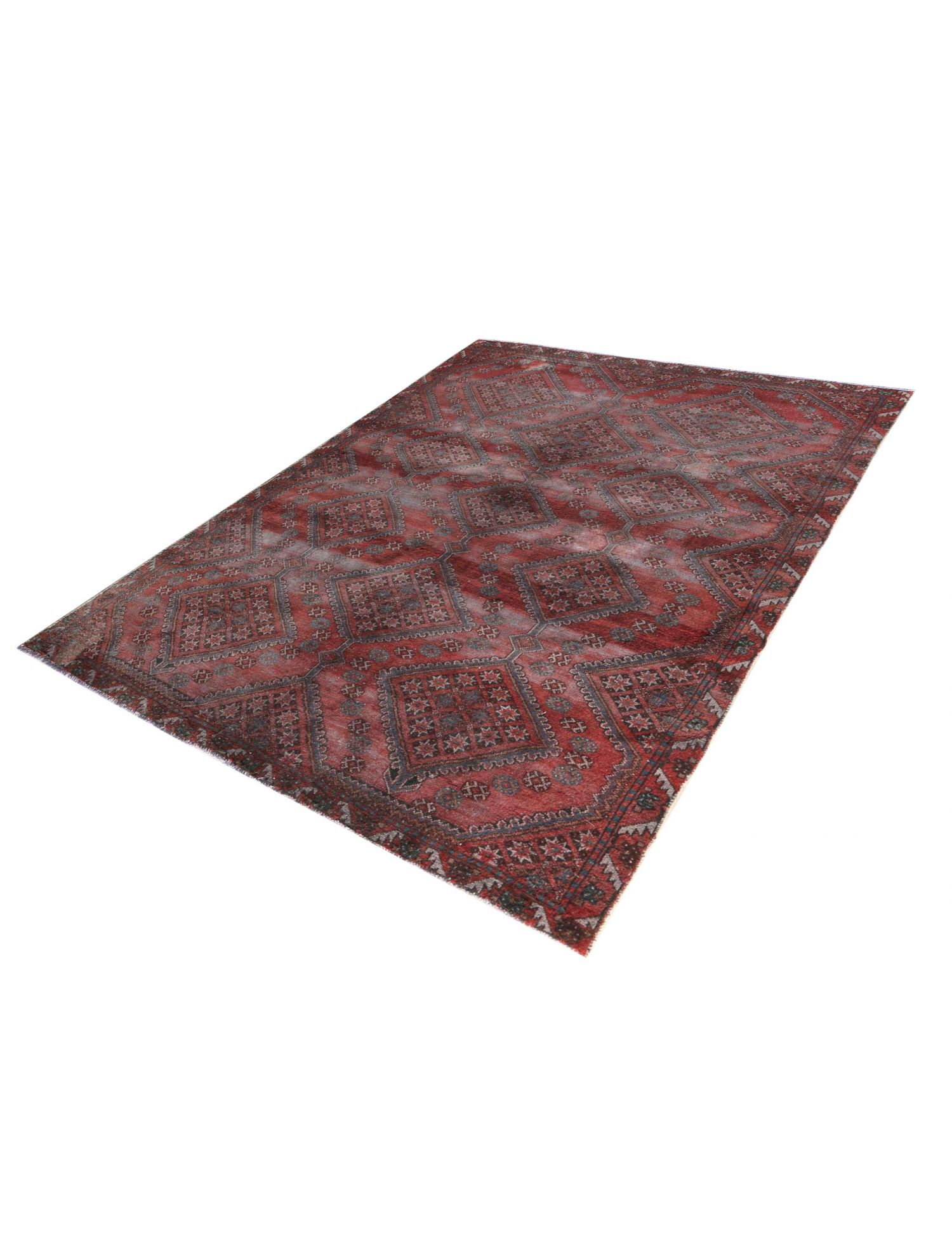 Vintage Teppich  braun <br/>250 x 170 cm