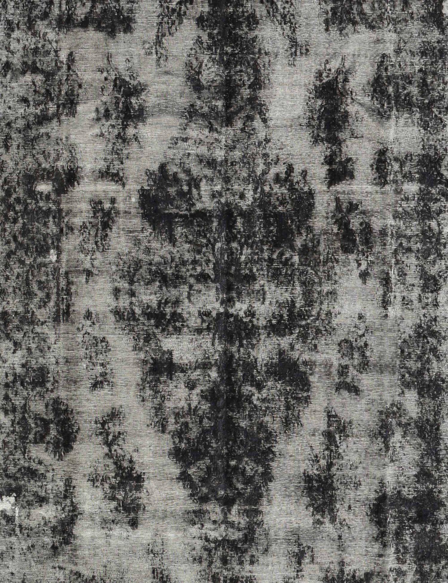 Tappeto Vintage  nero <br/>416 x 295 cm