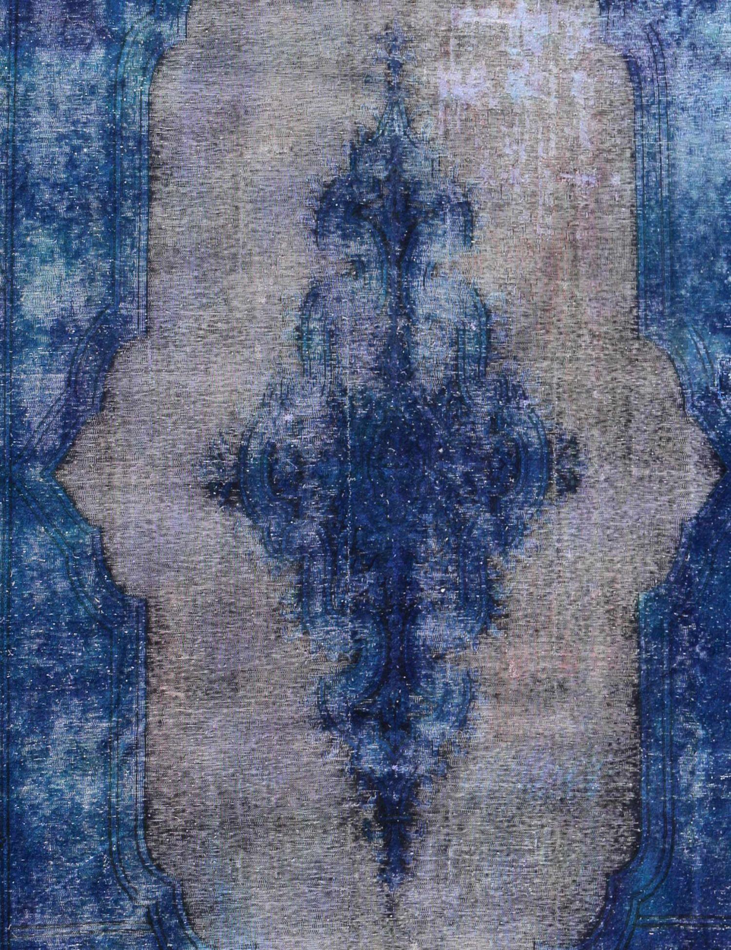 Vintage Teppich  blau <br/>437 x 292 cm