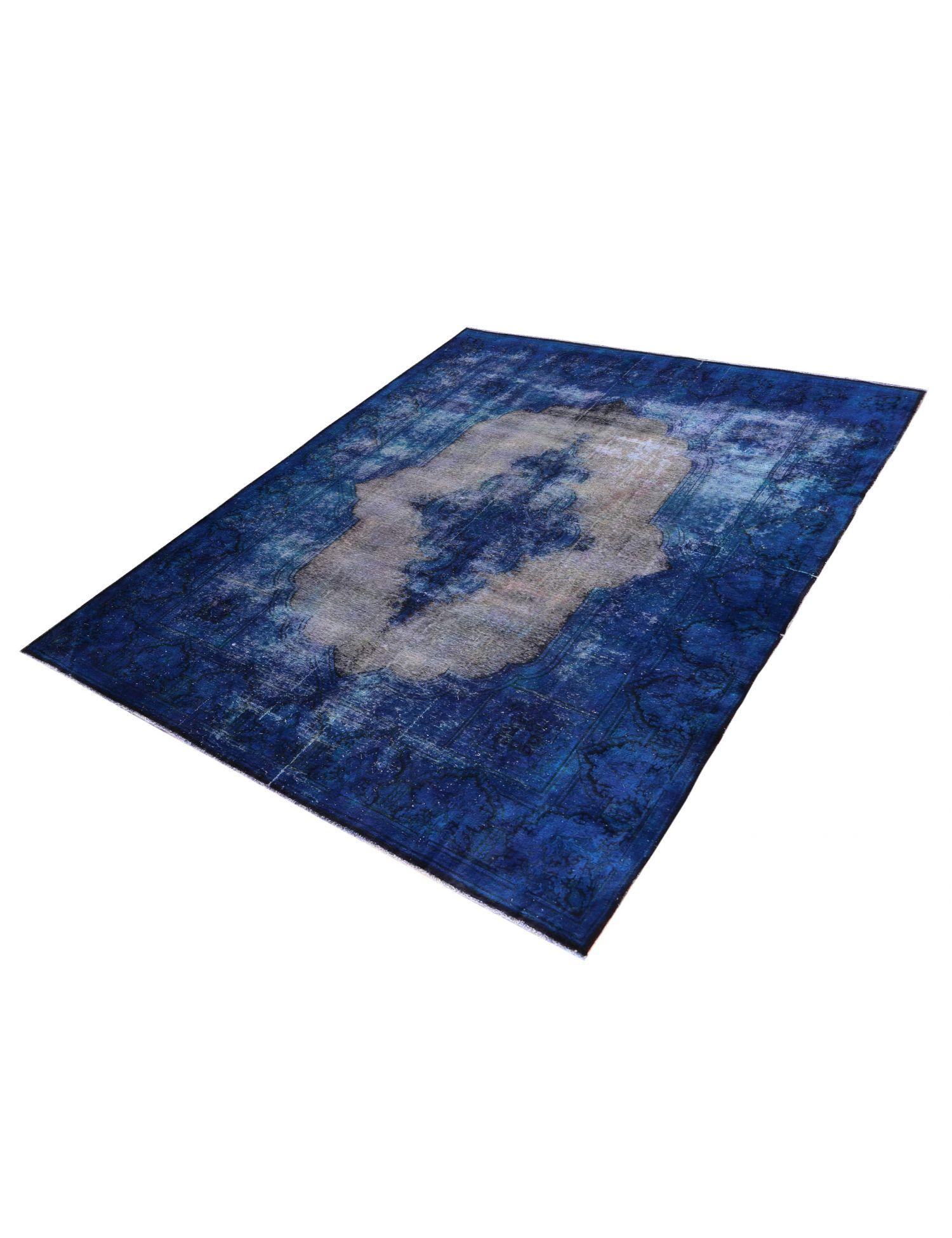 Tappeto Vintage  blu <br/>437 x 292 cm
