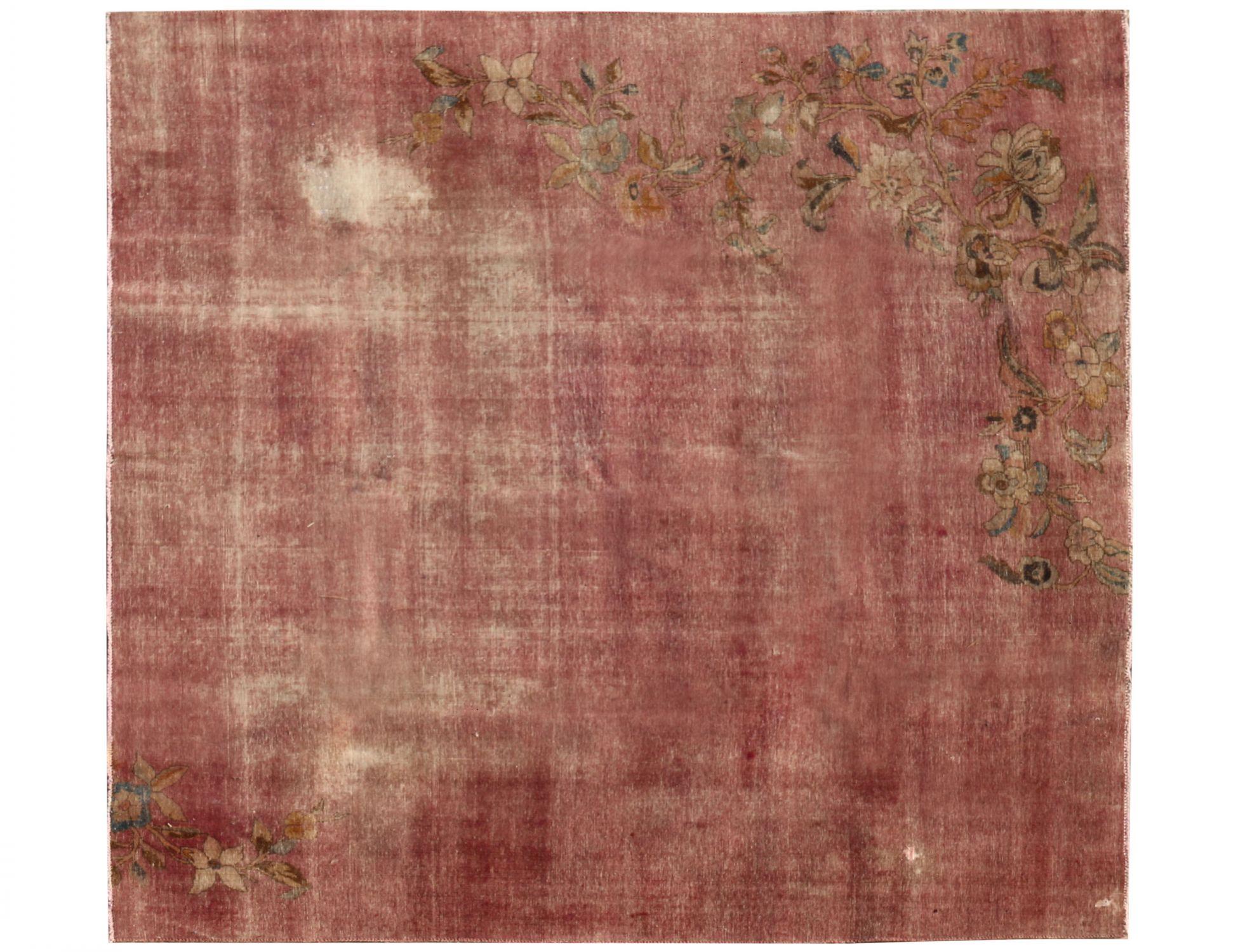 Retro Perserteppich  lila <br/>245 x 275 cm