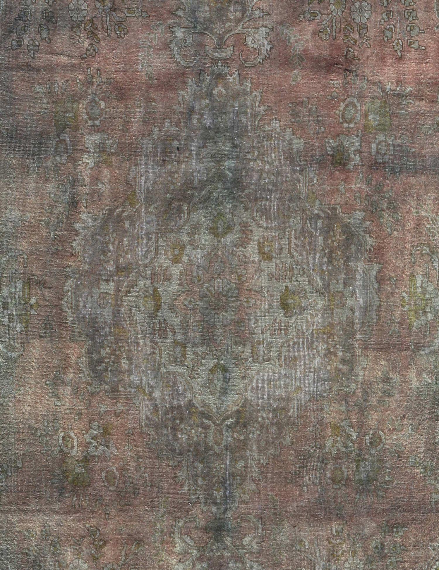 Vintage Teppich  grün <br/>323 x 245 cm