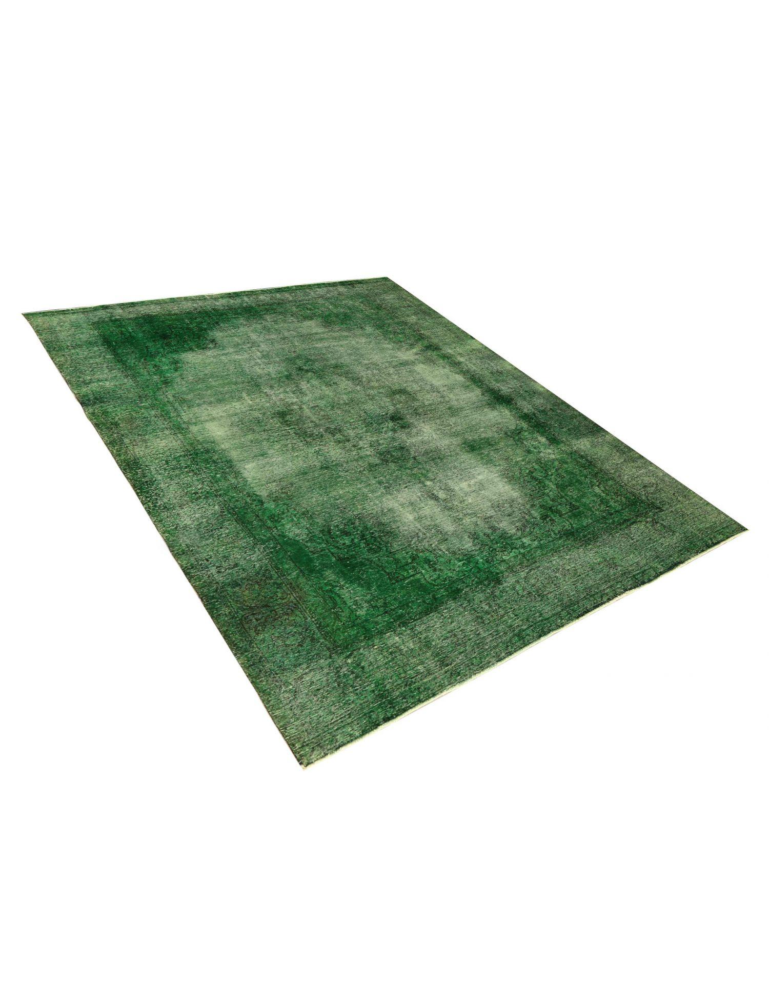 Tappeto Vintage  verde <br/>300 x 250 cm