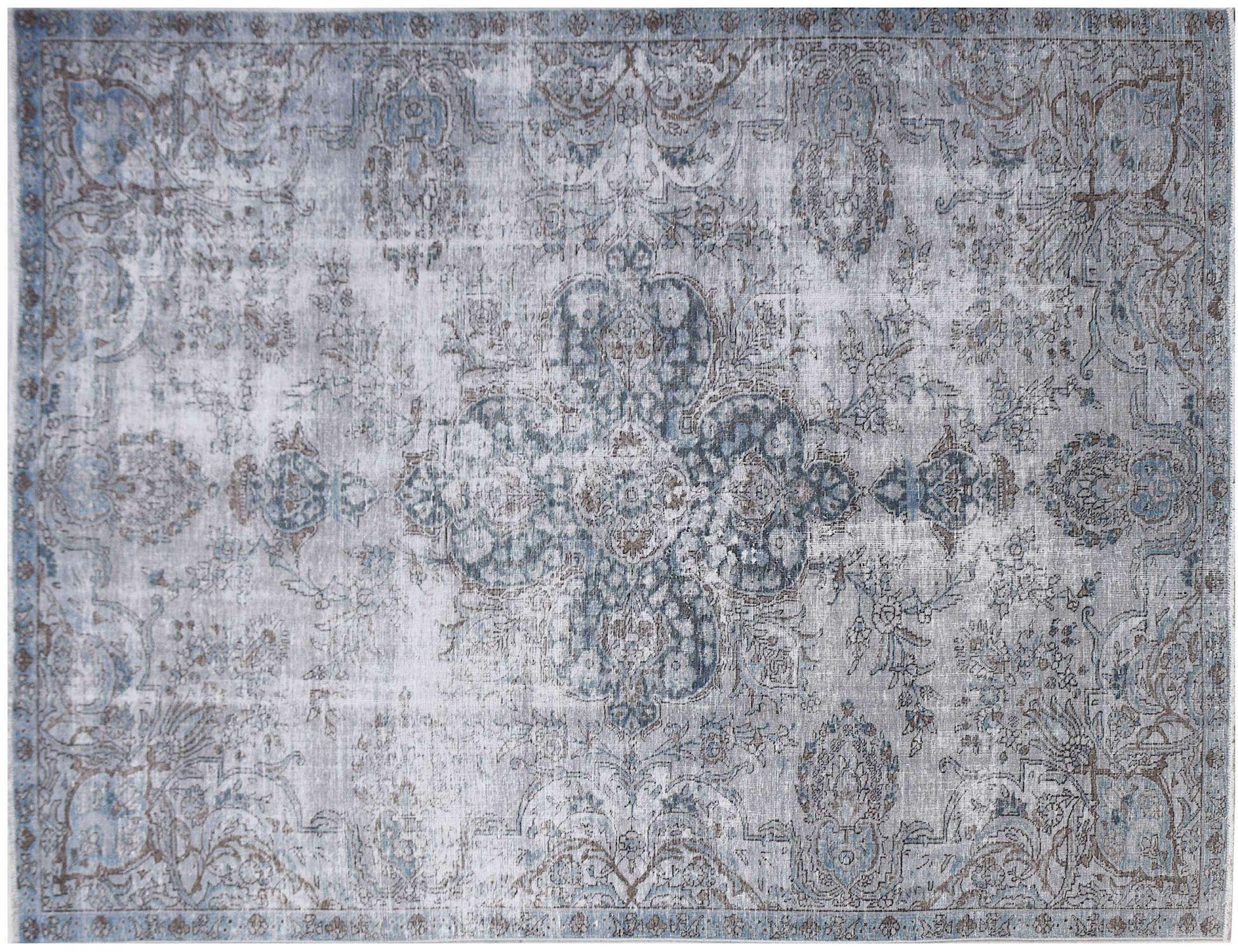 Vintage Teppich  blau <br/>312 x 213 cm