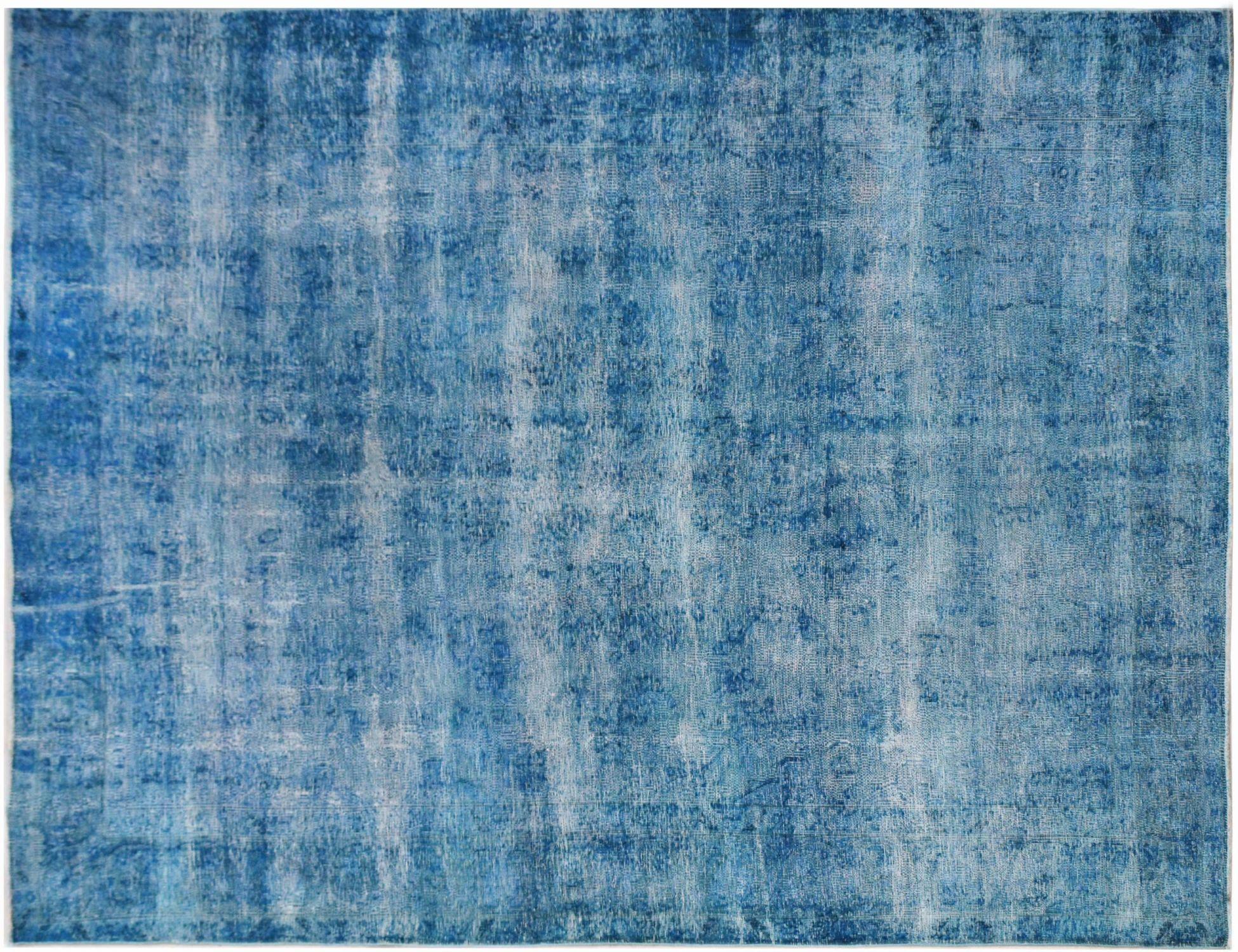 Tappeto Vintage  blu <br/>288 x 188 cm