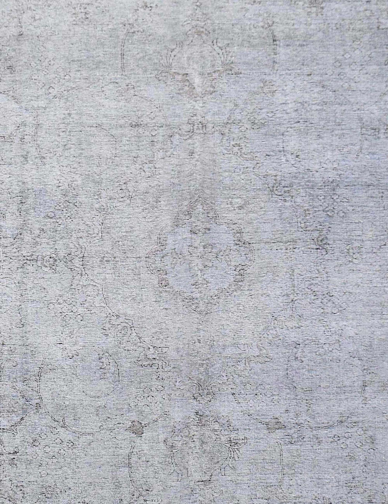 Tappeto Vintage  grigio <br/>336 x 246 cm