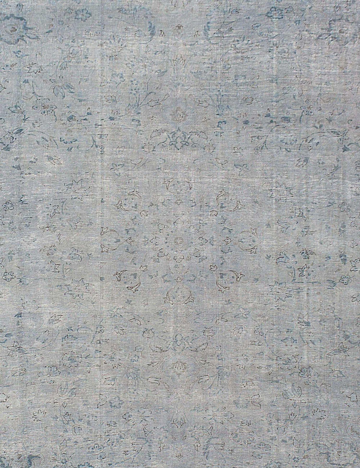 Vintage Teppich  blau <br/>476 x 317 cm