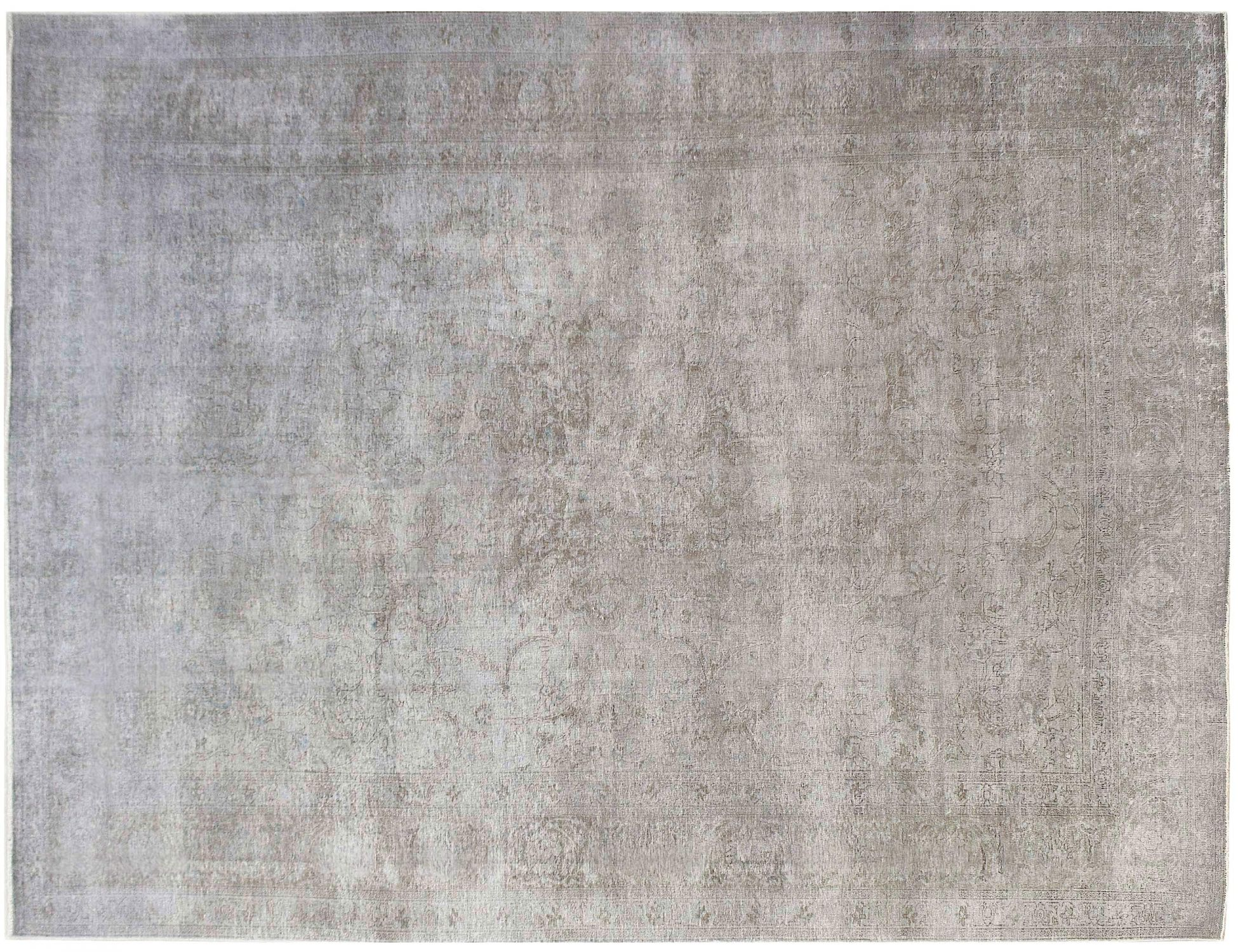 Vintage Teppich  grau <br/>478 x 304 cm