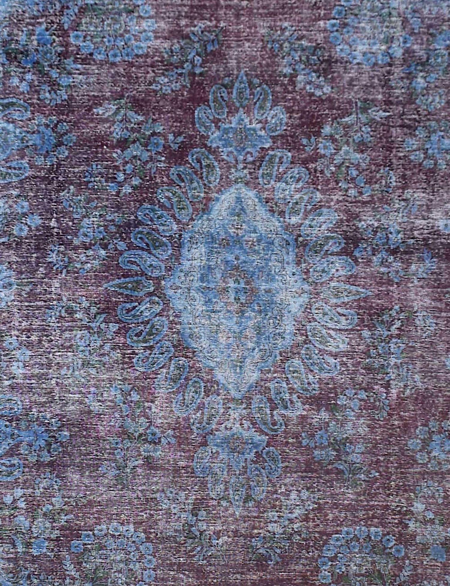 Tappeto Vintage  blu <br/>470 x 342 cm