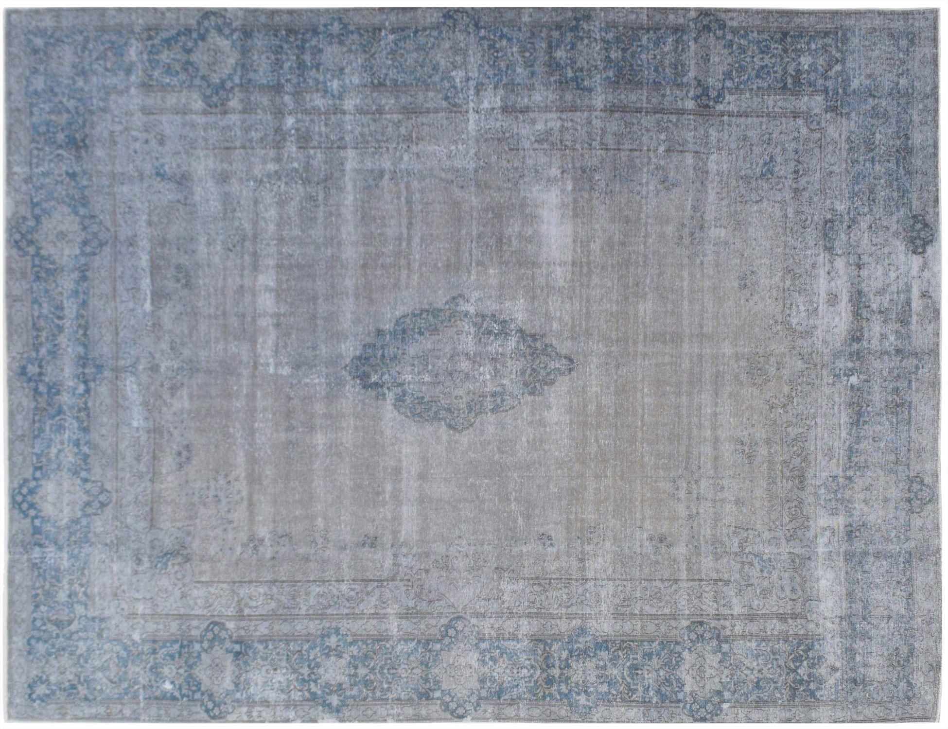 Tappeto Vintage  blu <br/>490 x 307 cm