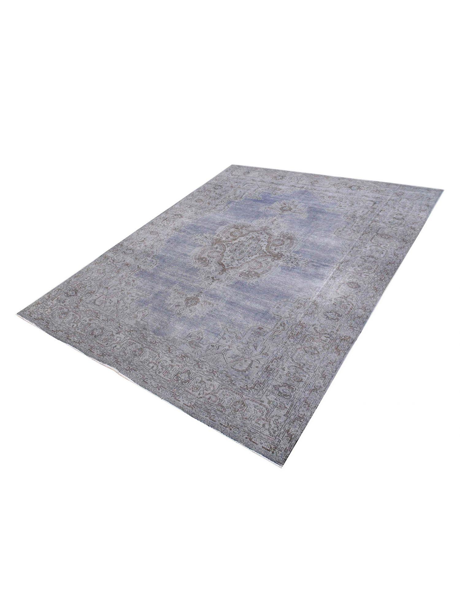 Vintage Teppich  blau <br/>306 x 245 cm