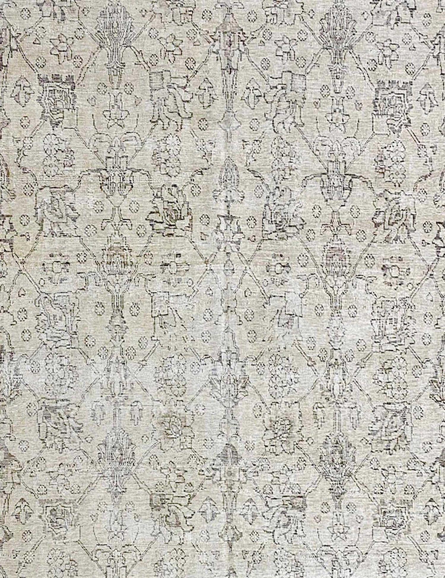 Tappeto Vintage  beige <br/>248 x 277 cm