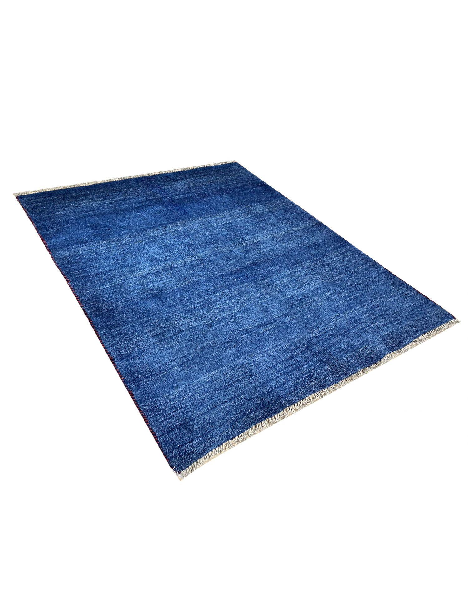 Moderne Teppiche  blau <br/>163 x 110 cm