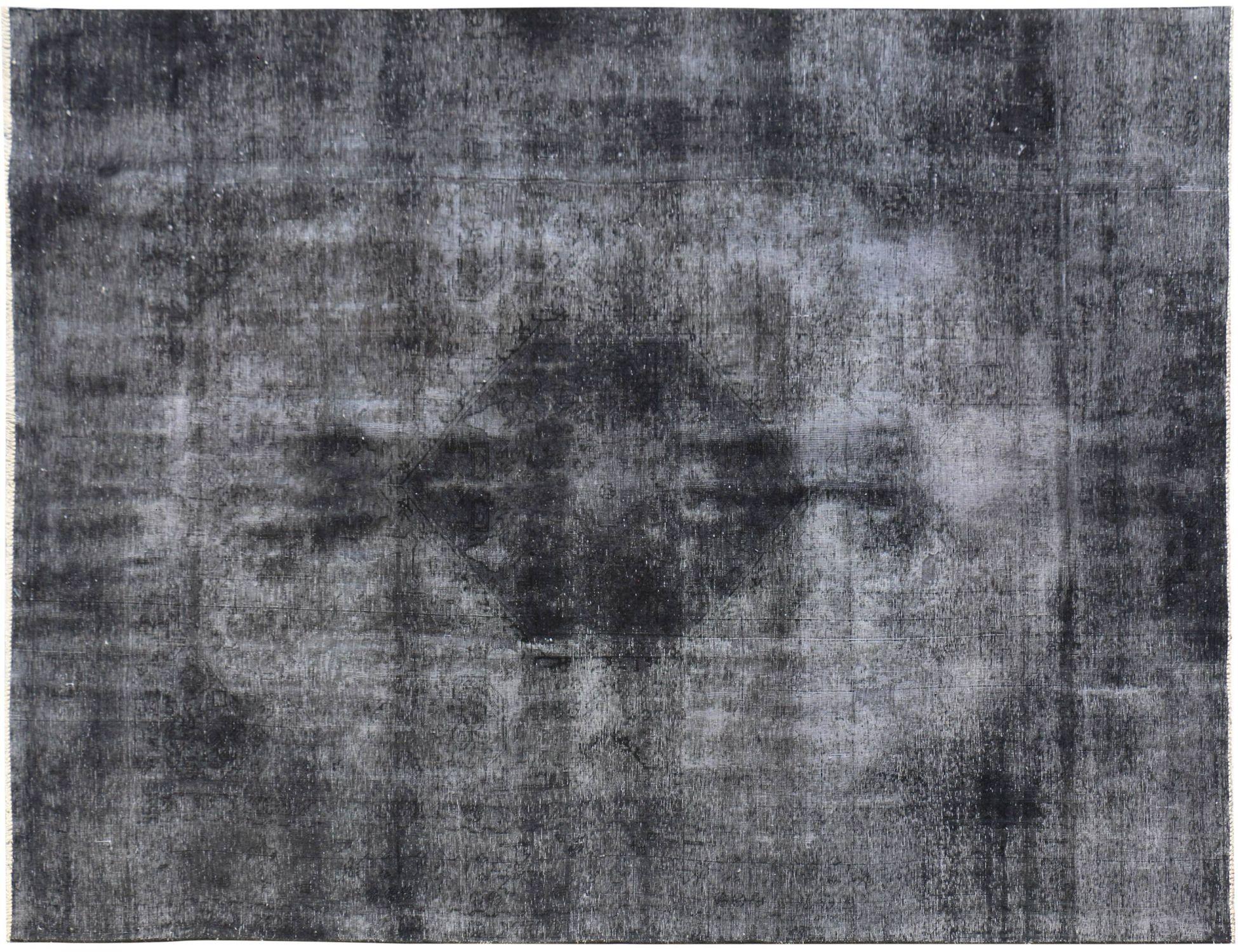Vintage Perserteppich  schwarz <br/>300 x 188 cm