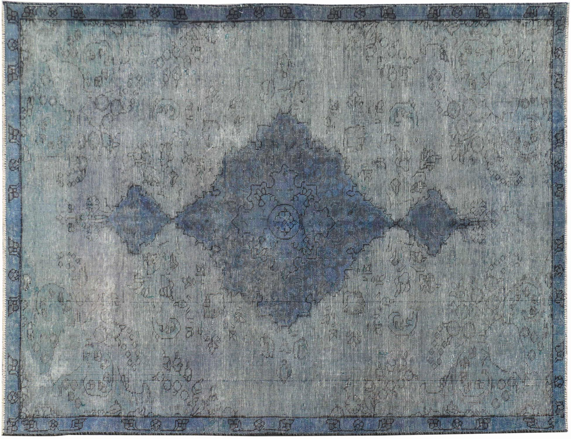 Tappeto Vintage  blu <br/>250 x 152 cm
