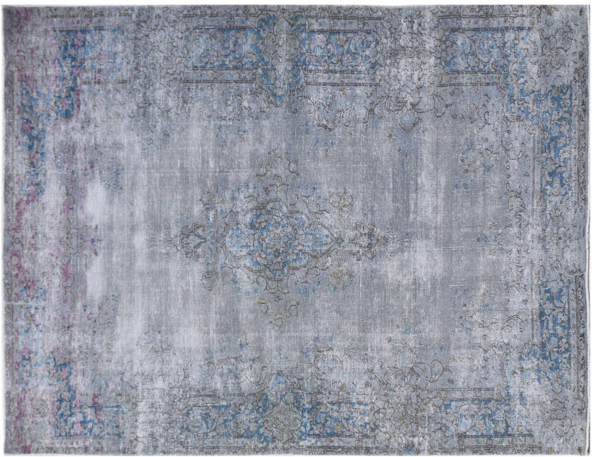 Tappeto Vintage  blu <br/>226 x 121 cm