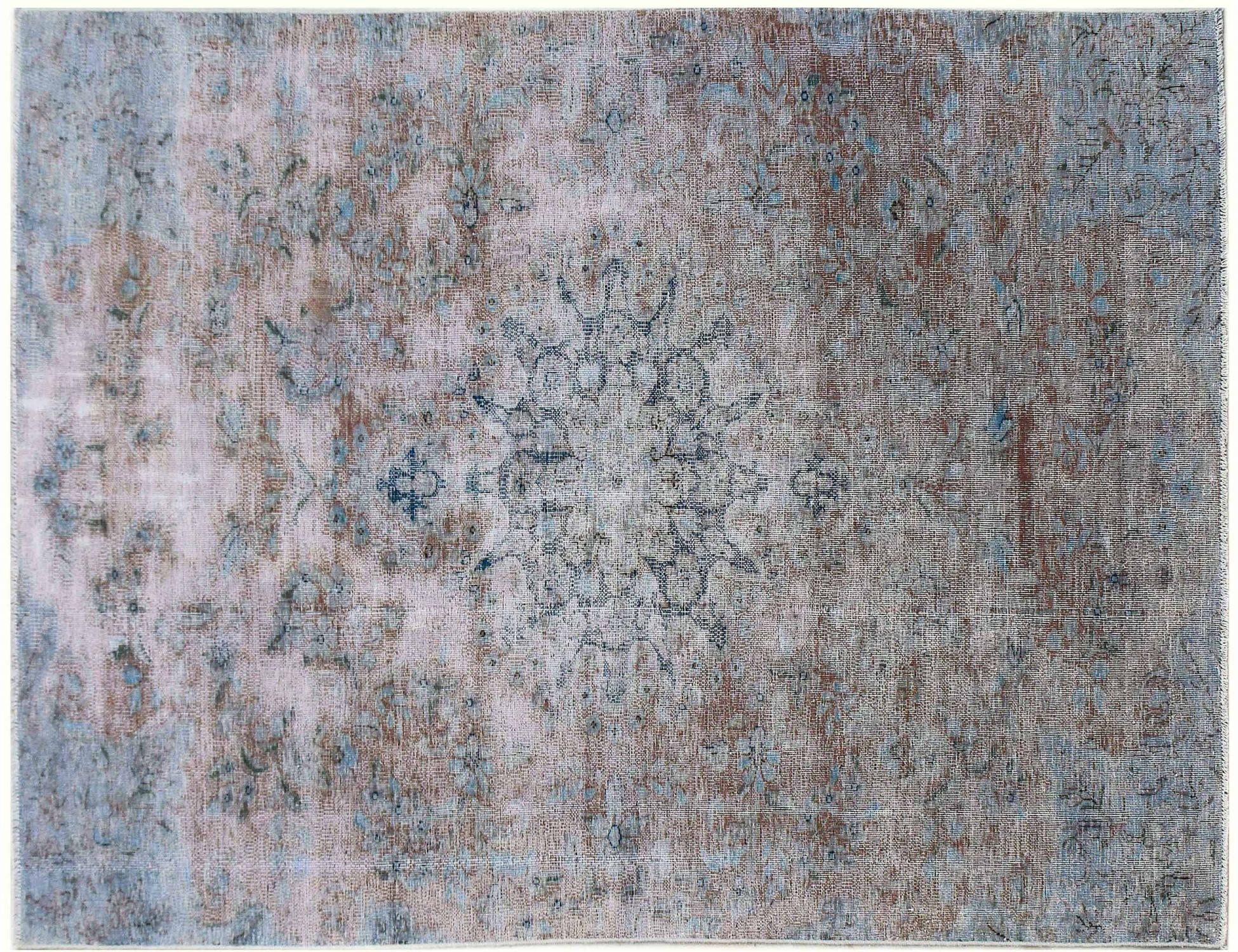 Tappeto Vintage  blu <br/>248 x 140 cm