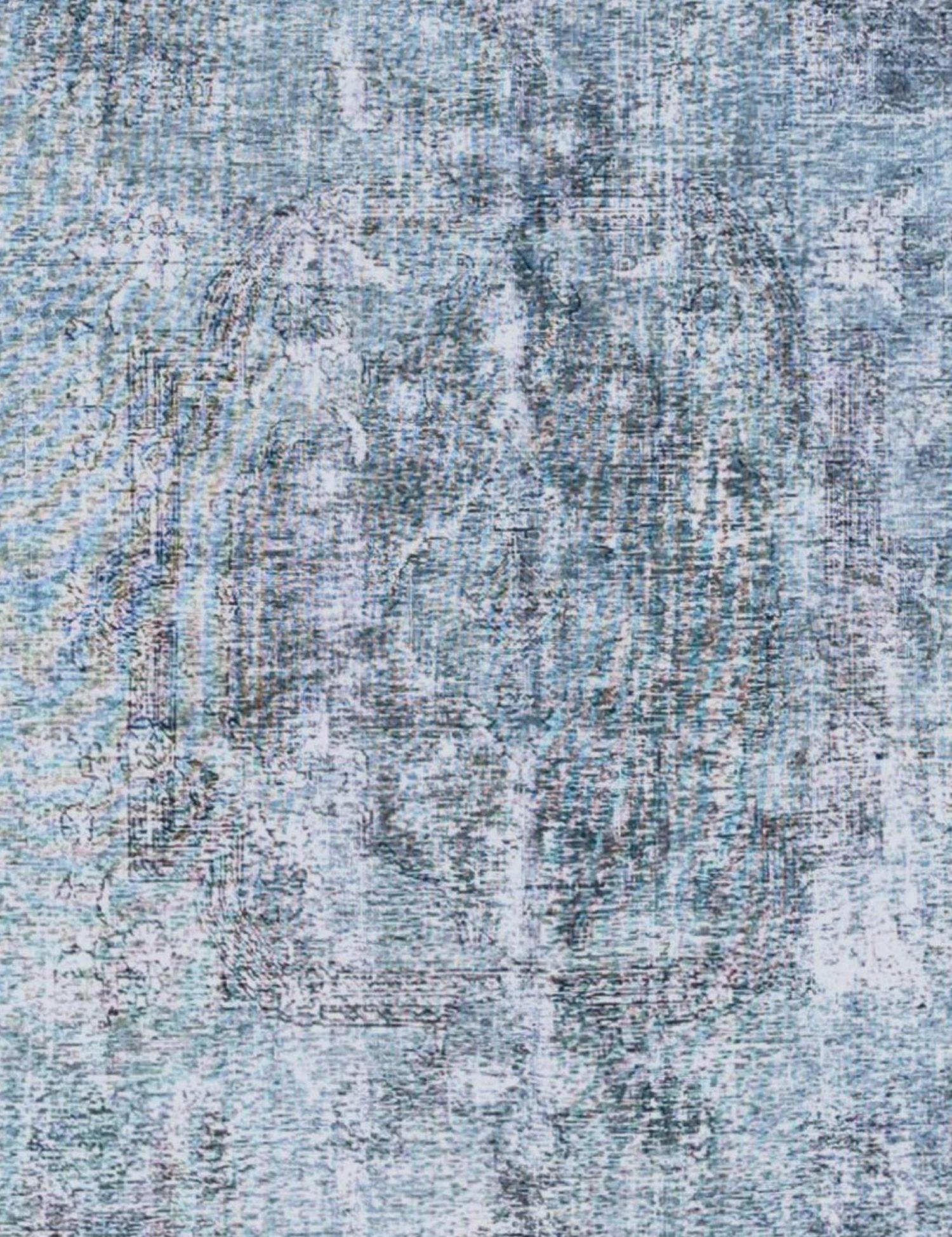 Vintage Perserteppich  blau <br/>358 x 270 cm